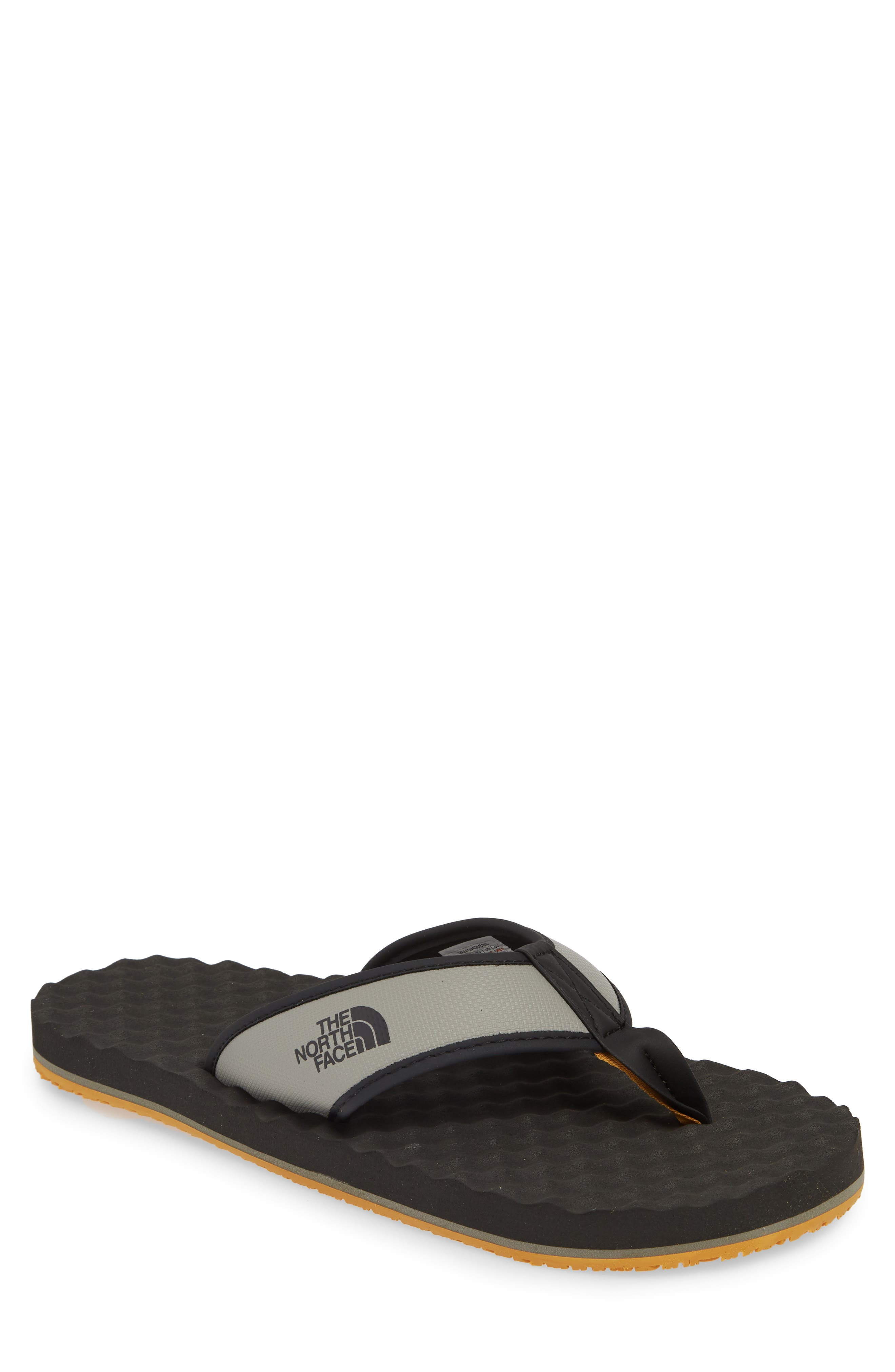 THE NORTH FACE, 'Base Camp' Water Friendly Flip Flop, Main thumbnail 1, color, 021