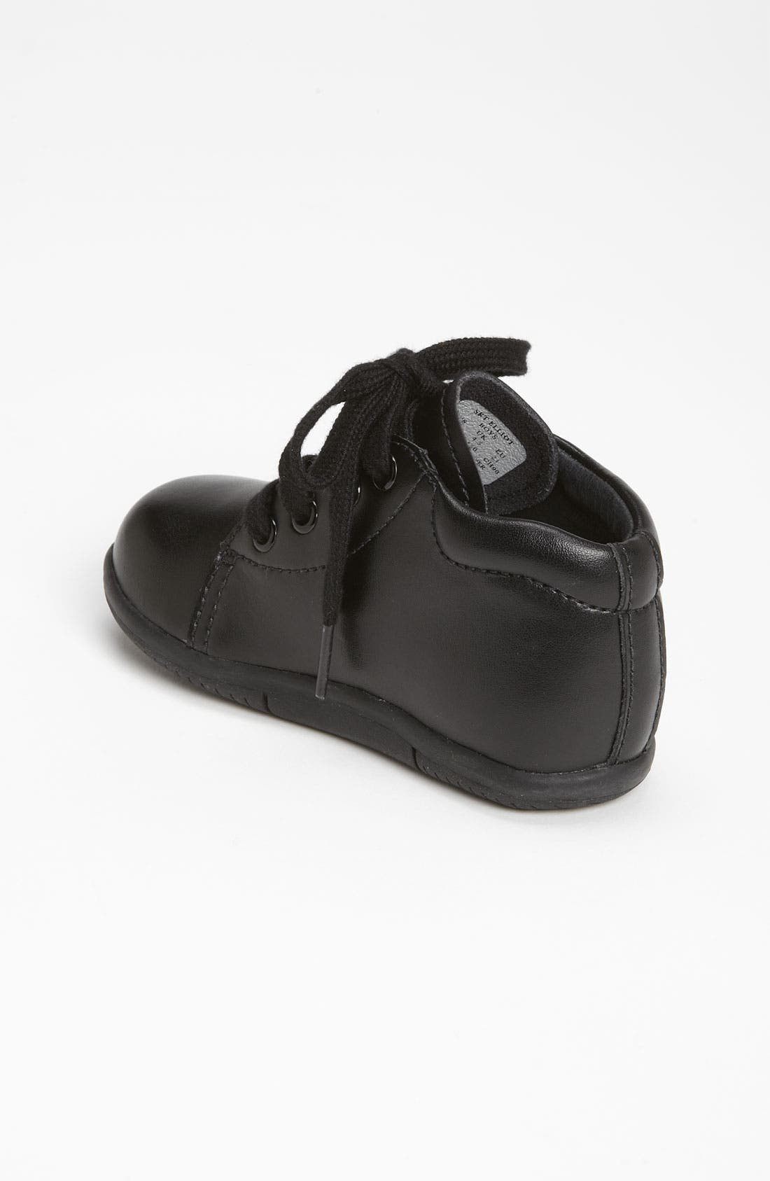 STRIDE RITE, Elliott Boot, Alternate thumbnail 9, color, BLACK