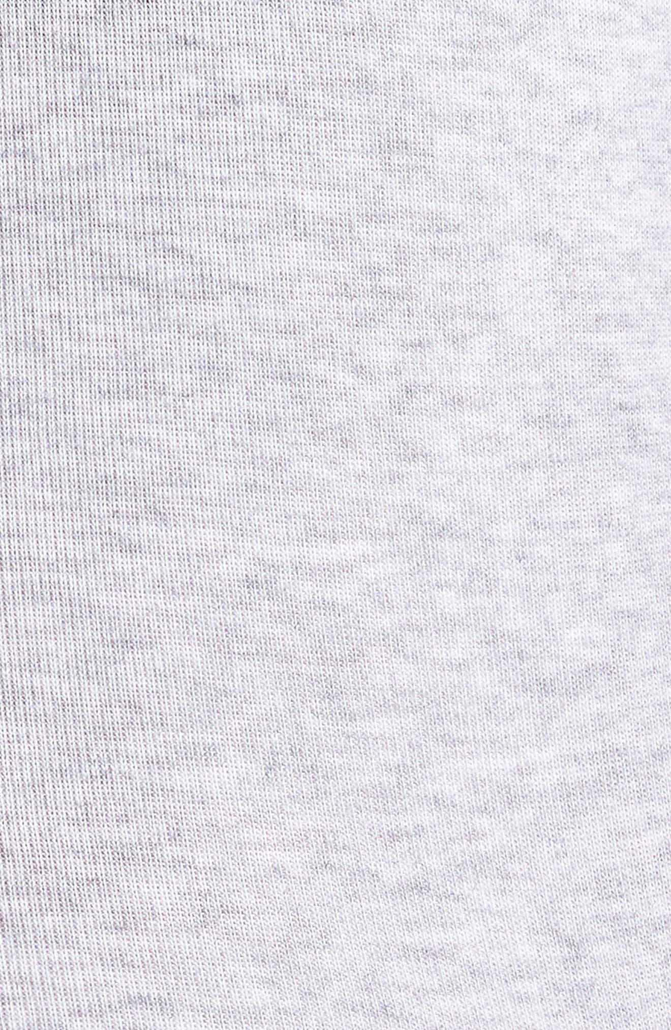 NORDSTROM MEN'S SHOP, 4-Pack Supima<sup>®</sup> Cotton Briefs, Alternate thumbnail 6, color, BLACK/ NAVY/ GREY