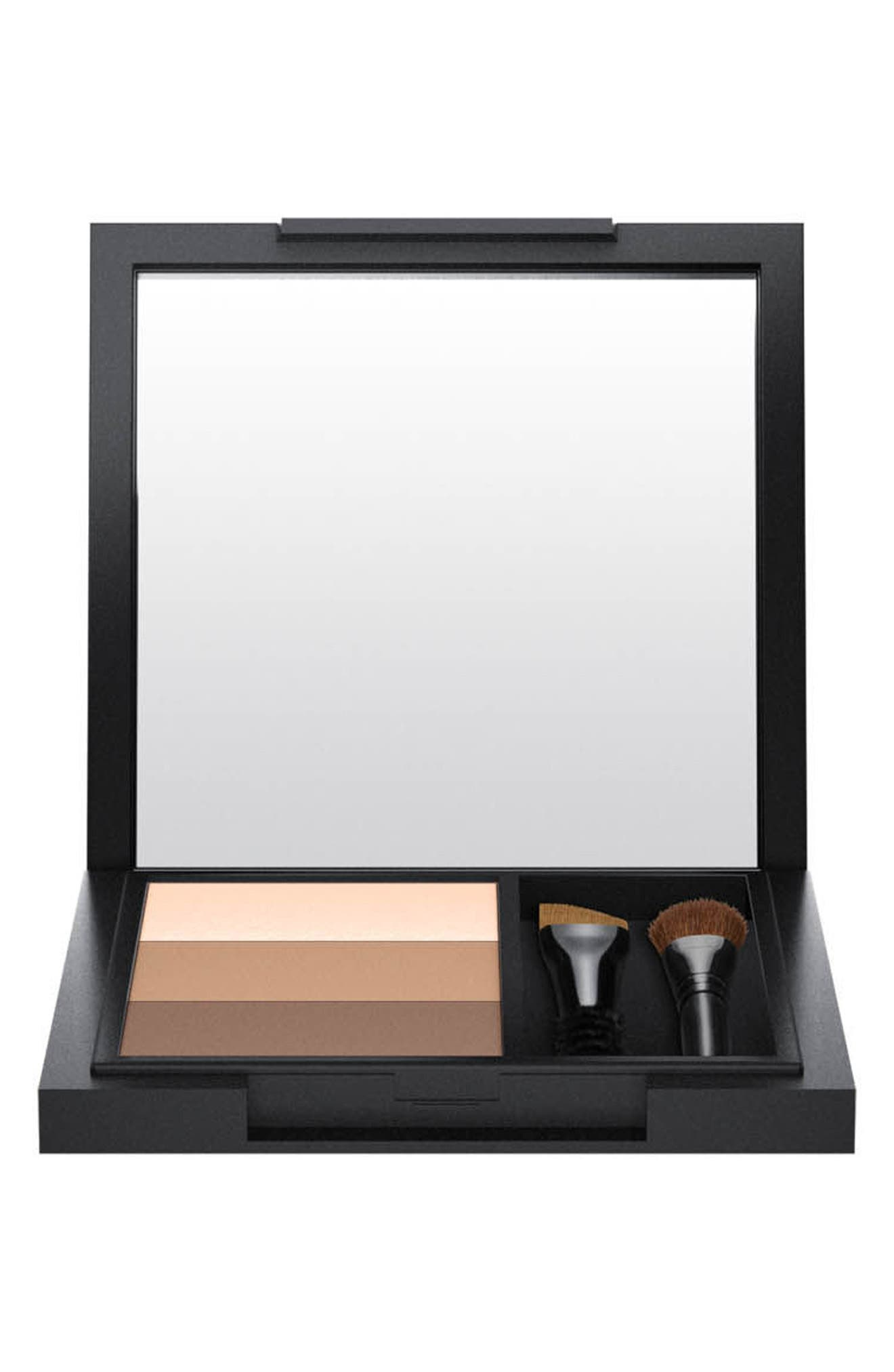 MAC COSMETICS, MAC Great Brows All-in-One Brow Kit, Alternate thumbnail 2, color, TAUPE