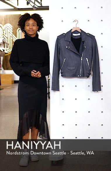 'Ashville' Leather Jacket, sales video thumbnail