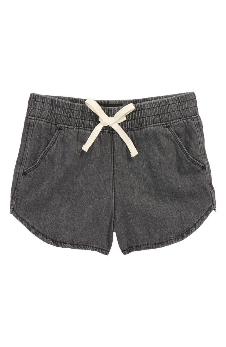 f0779f407c Nicky Chambray Shorts