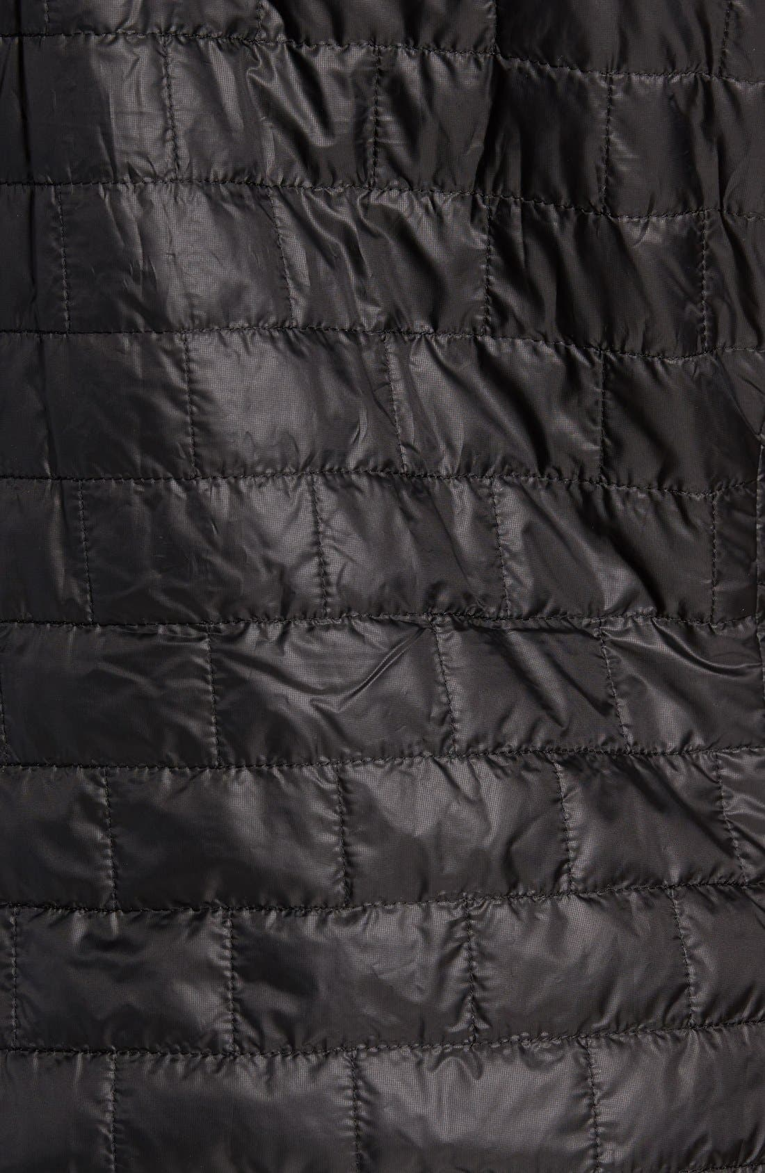 PATAGONIA, Nano Puff<sup>®</sup> Vest, Alternate thumbnail 6, color, BLACK