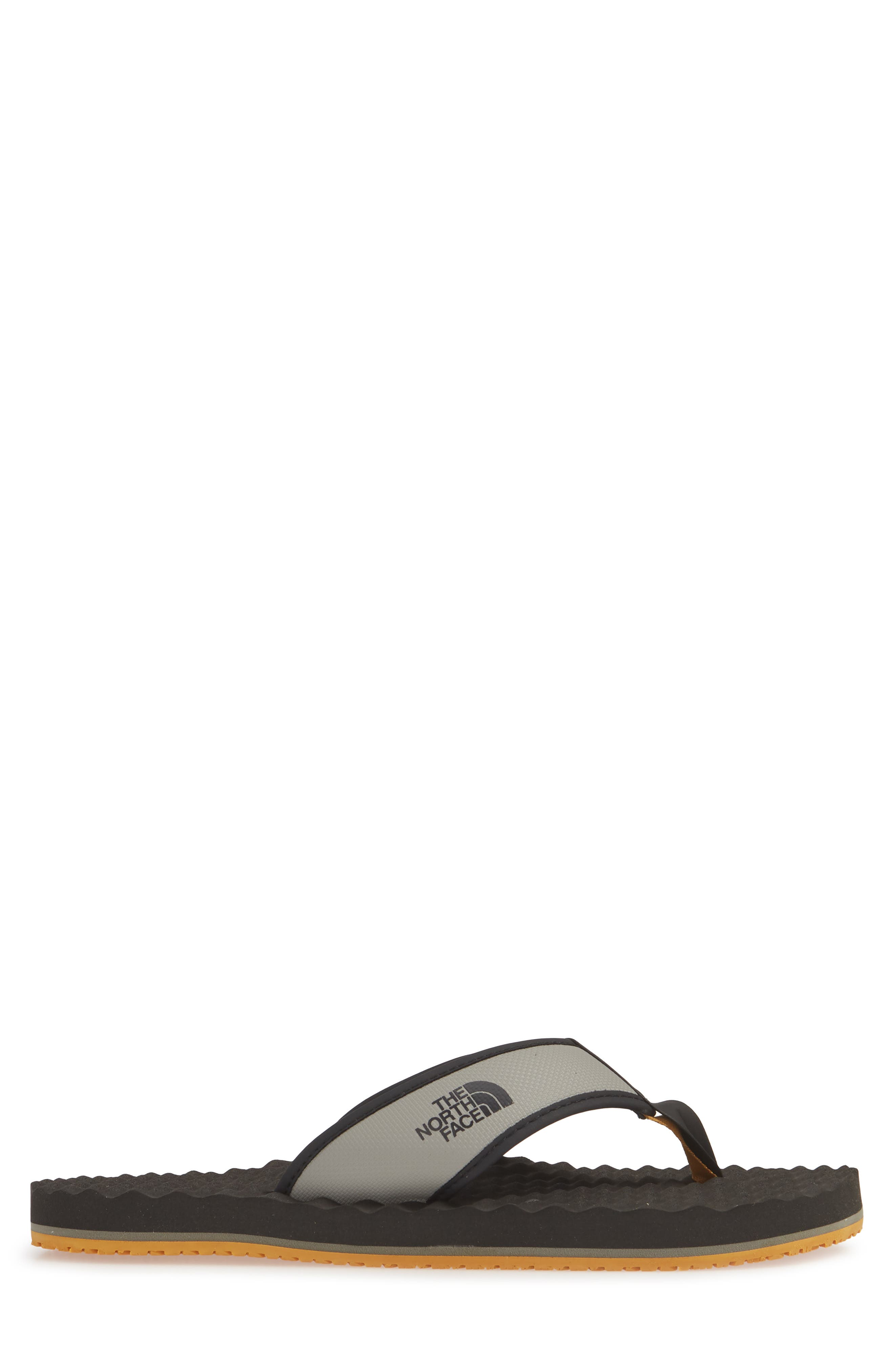 THE NORTH FACE, 'Base Camp' Water Friendly Flip Flop, Alternate thumbnail 3, color, 021