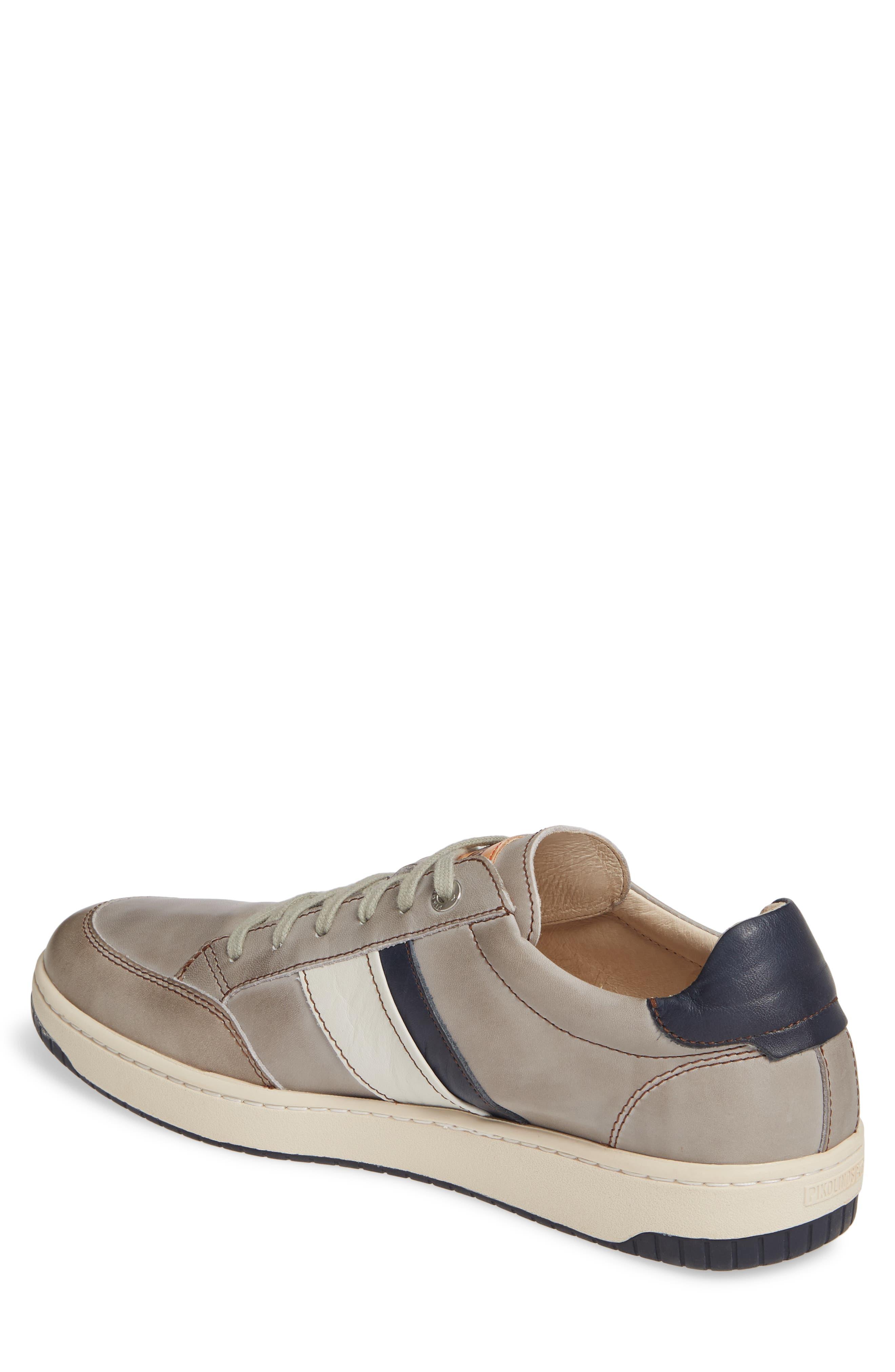 PIKOLINOS, Corinto Sneaker, Main thumbnail 1, color, SLATE