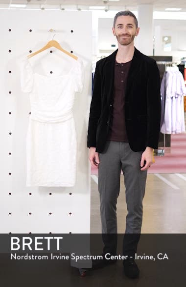 Big Mistake Short Sleeve Sheath Dress, sales video thumbnail