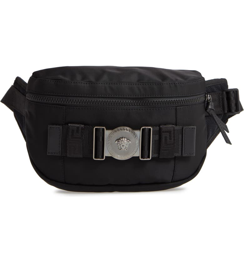 Versace Logo Belt Bag