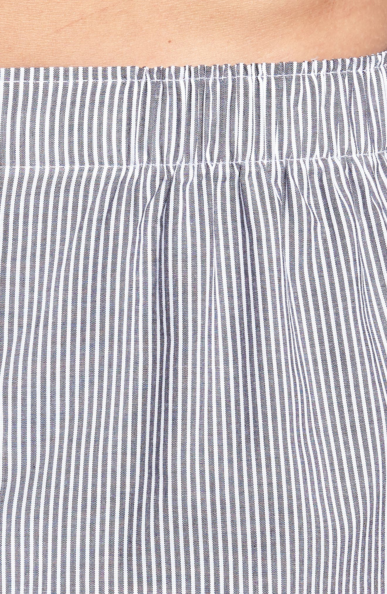 LAUREN RALPH LAUREN, Polo Ralph Lauren 3-Pack Cotton Boxers, Alternate thumbnail 5, color, BS/SP/PBD