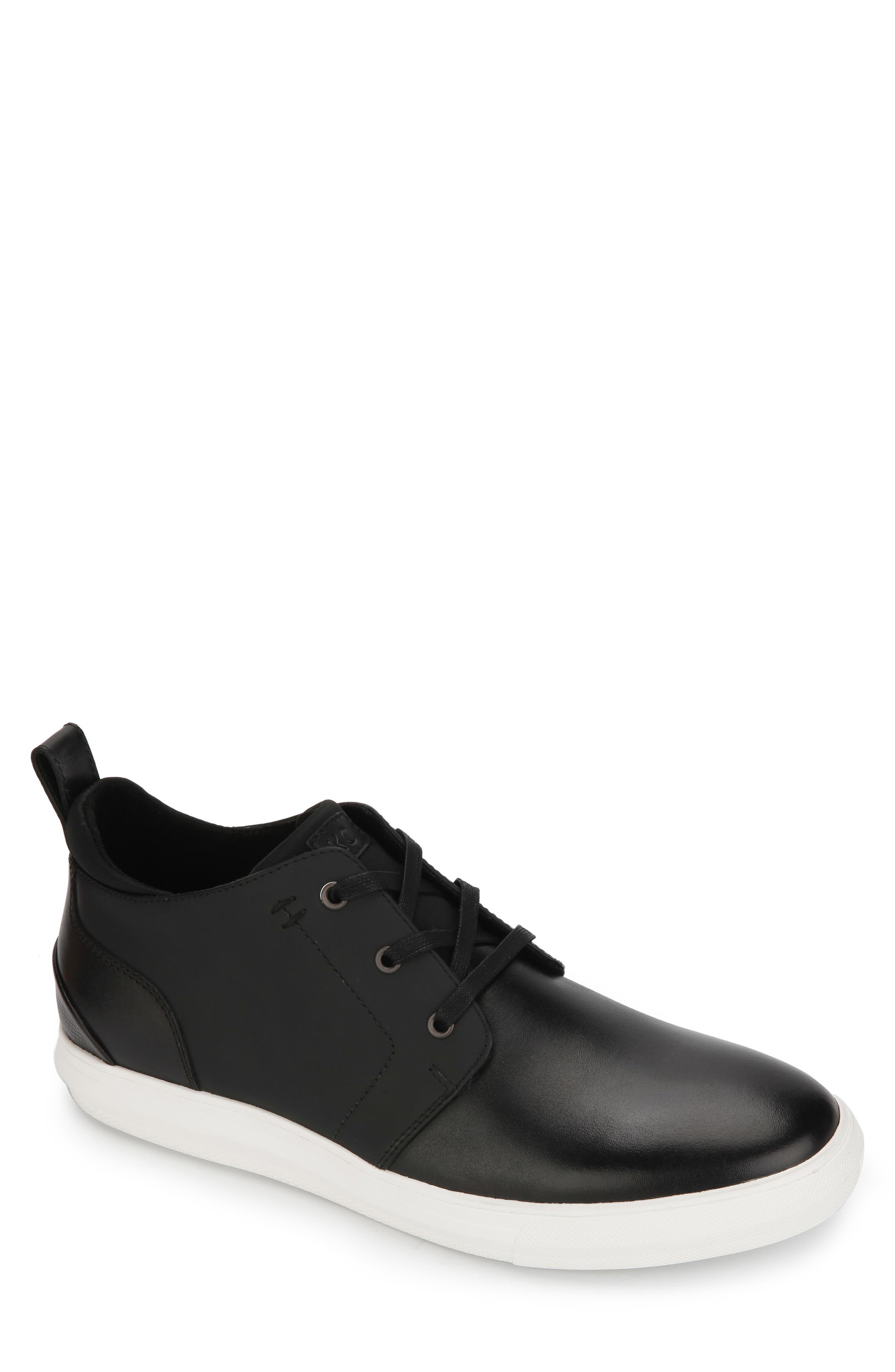REACTION KENNETH COLE, Reemer Chukka Sneaker, Main thumbnail 1, color, BLACK