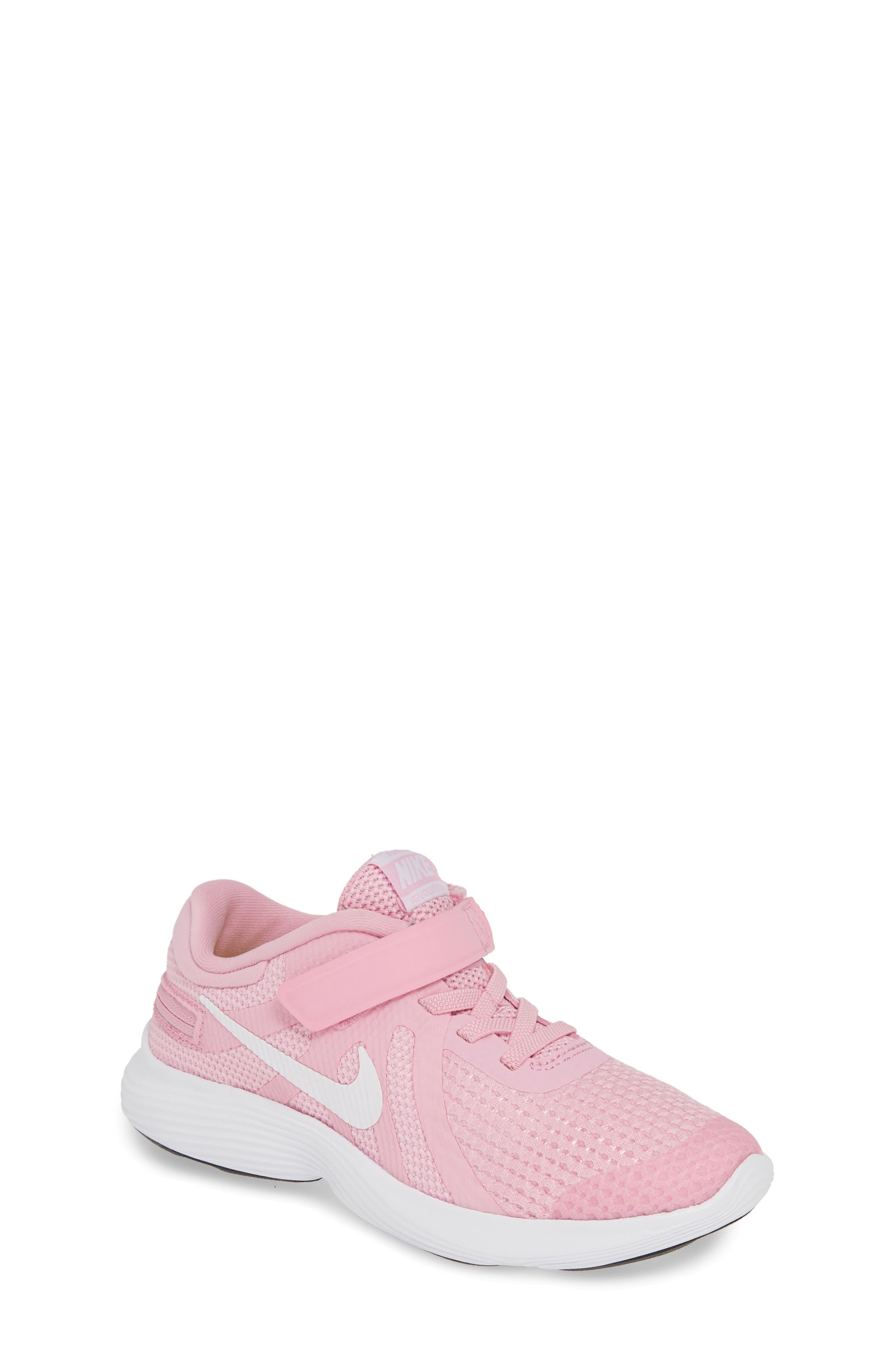 Toddler Nike Revolution 4 Flyease Sneaker Size 13 M  Pink