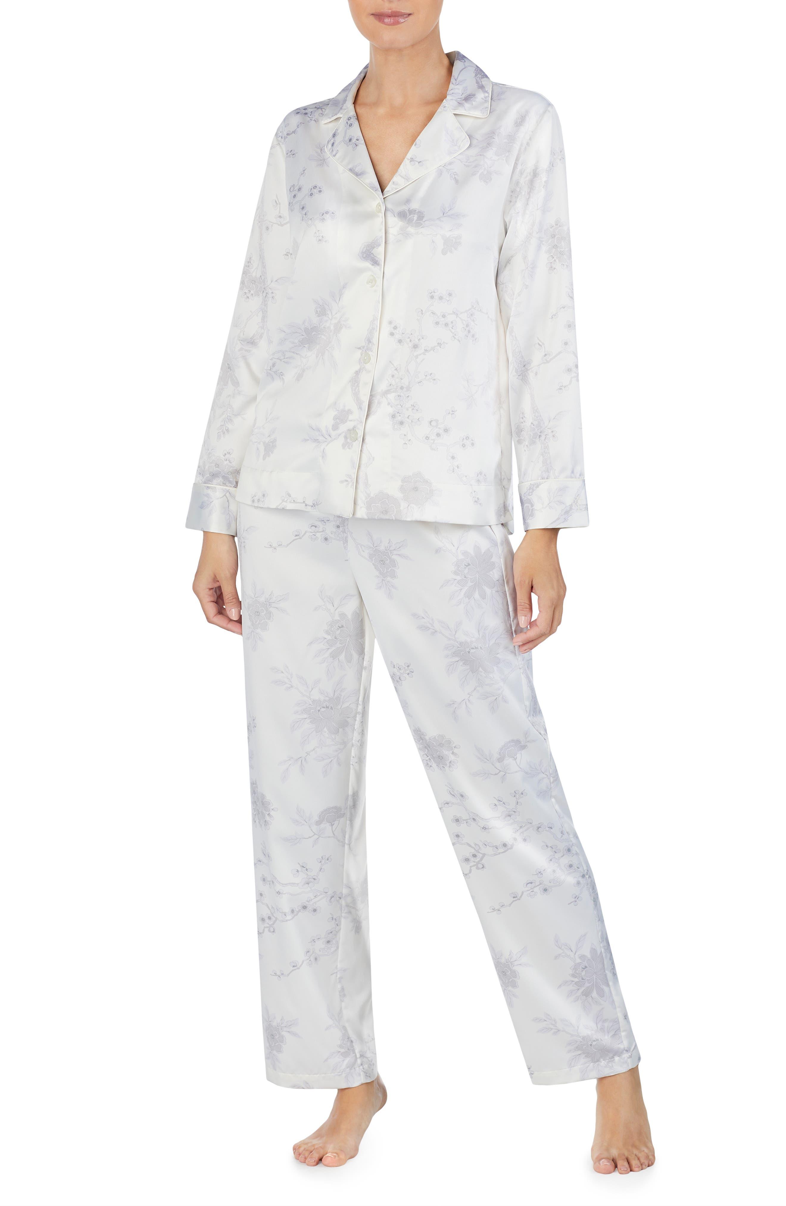 LAUREN RALPH LAUREN Pajamas, Main, color, 101