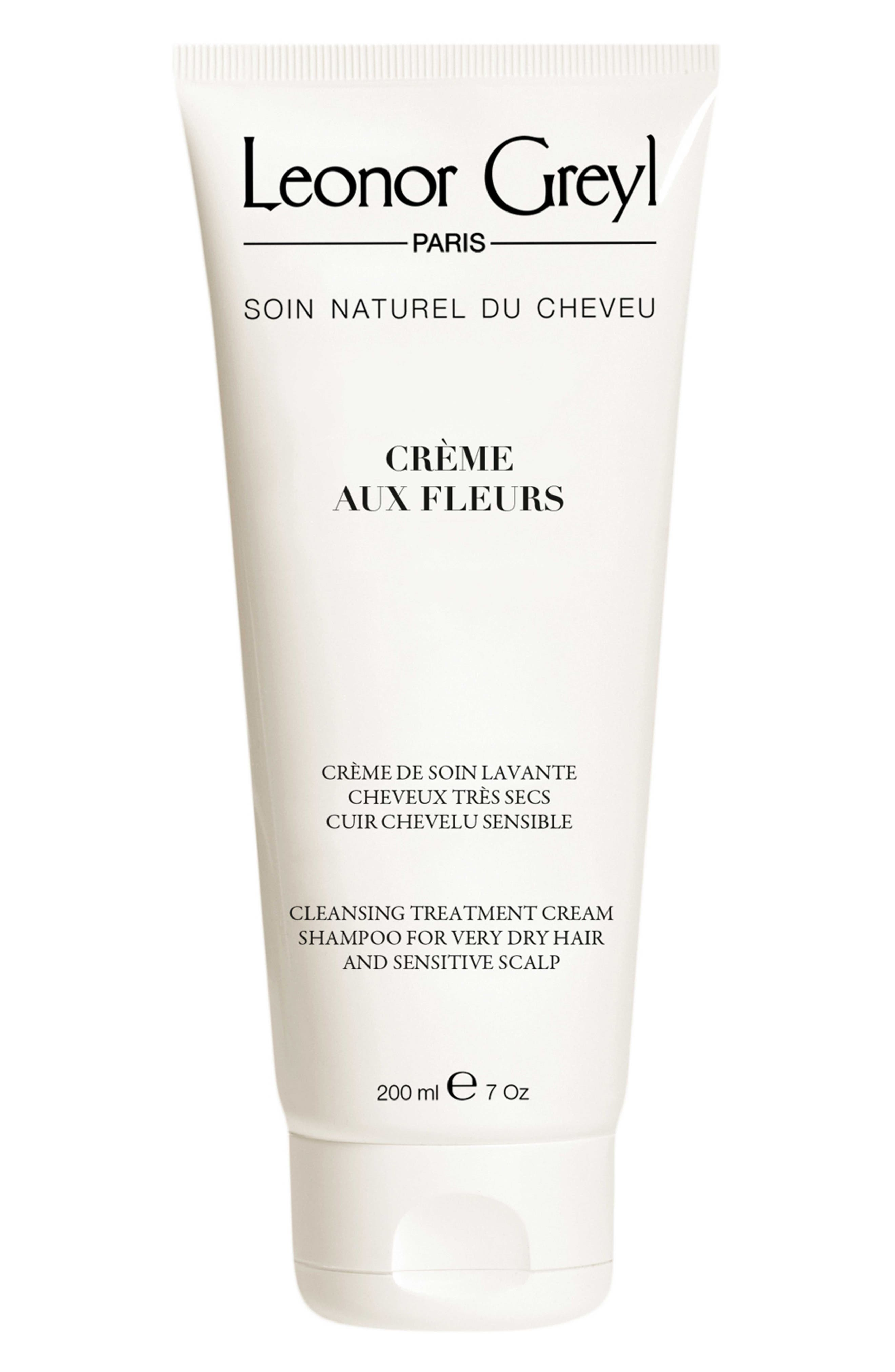 LEONOR GREYL PARIS Crème Aux Fleurs Cream Shampoo, Main, color, NO COLOR