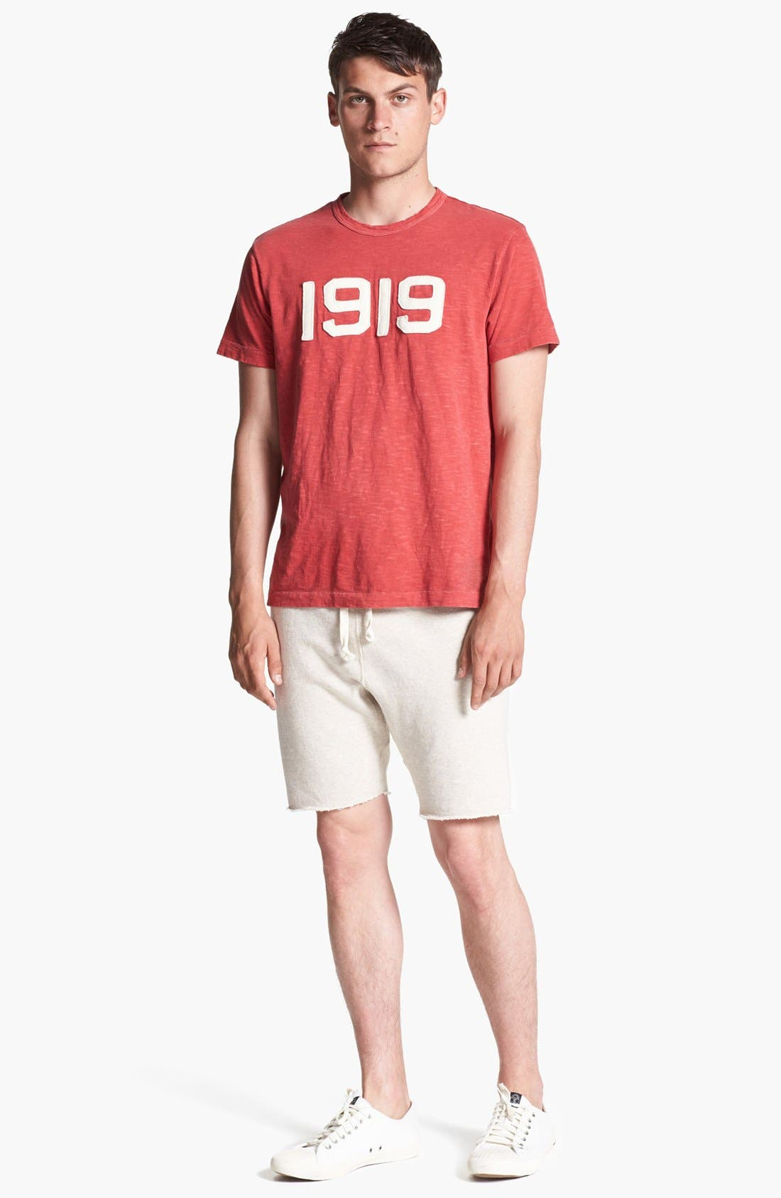 TODD SNYDER + CHAMPION, '1919' T-Shirt, Alternate thumbnail 2, color, 640
