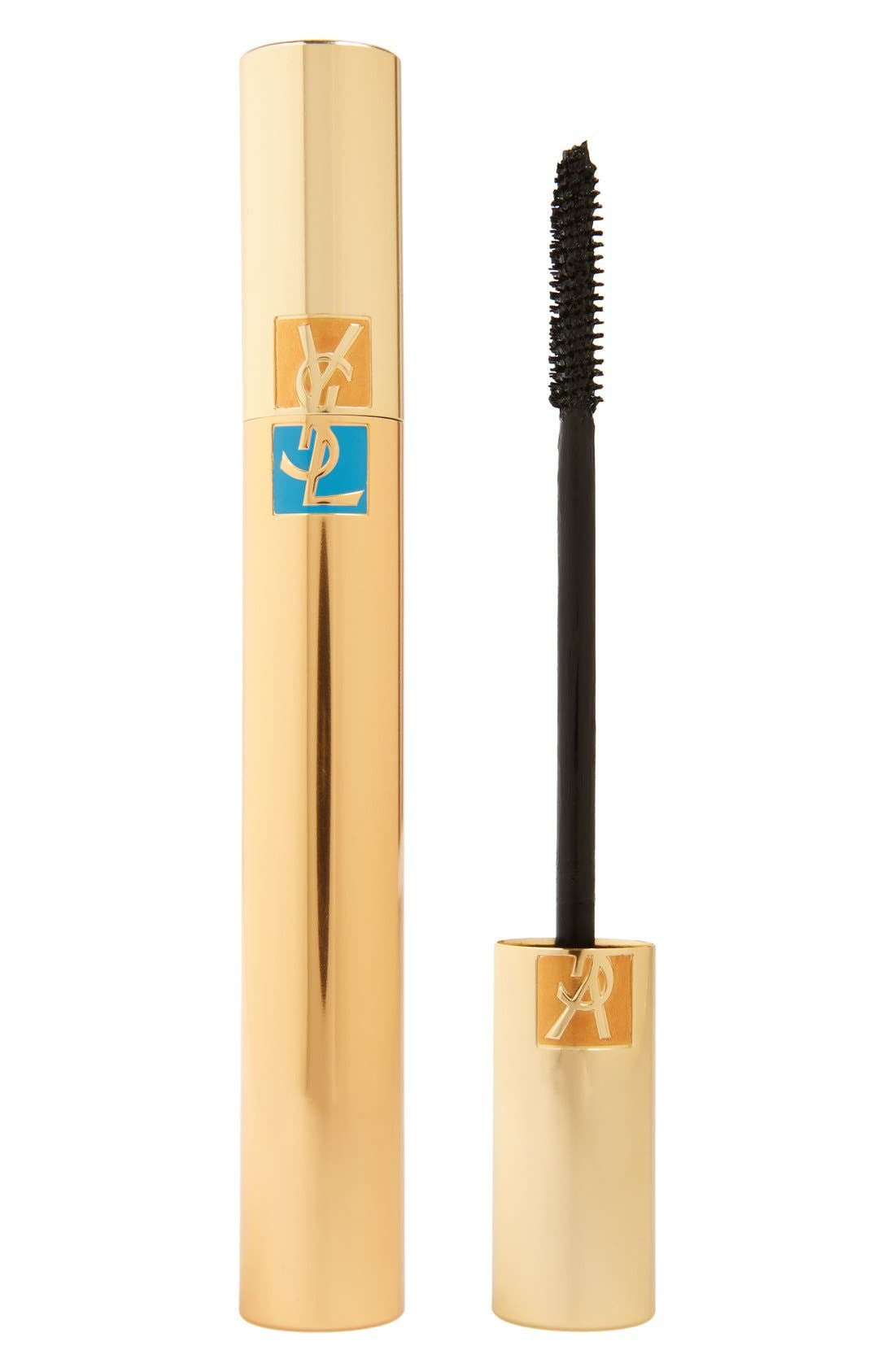 YVES SAINT LAURENT Volume Effet Faux Cils Waterproof Mascara, Main, color, 001
