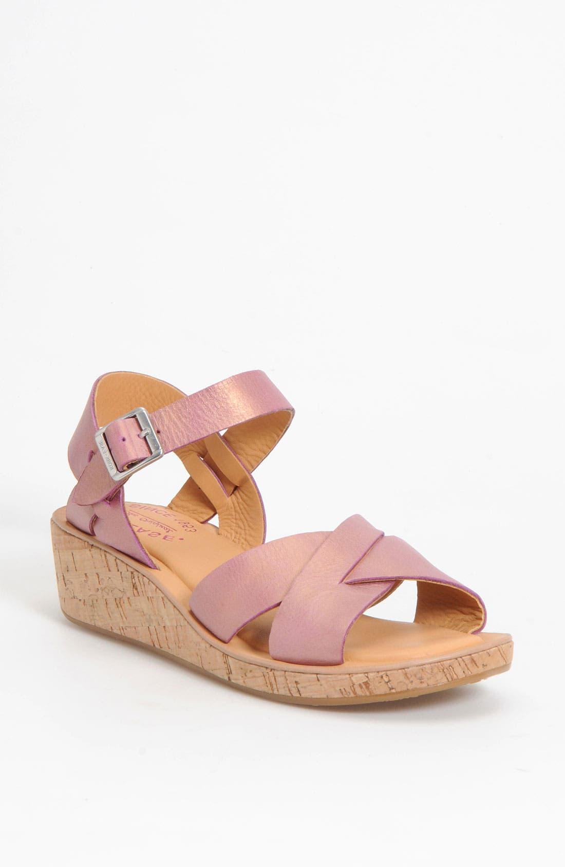 KORK-EASE<SUP>®</SUP>, Kork-Ease 'Myrna' Sandal, Main thumbnail 1, color, 500