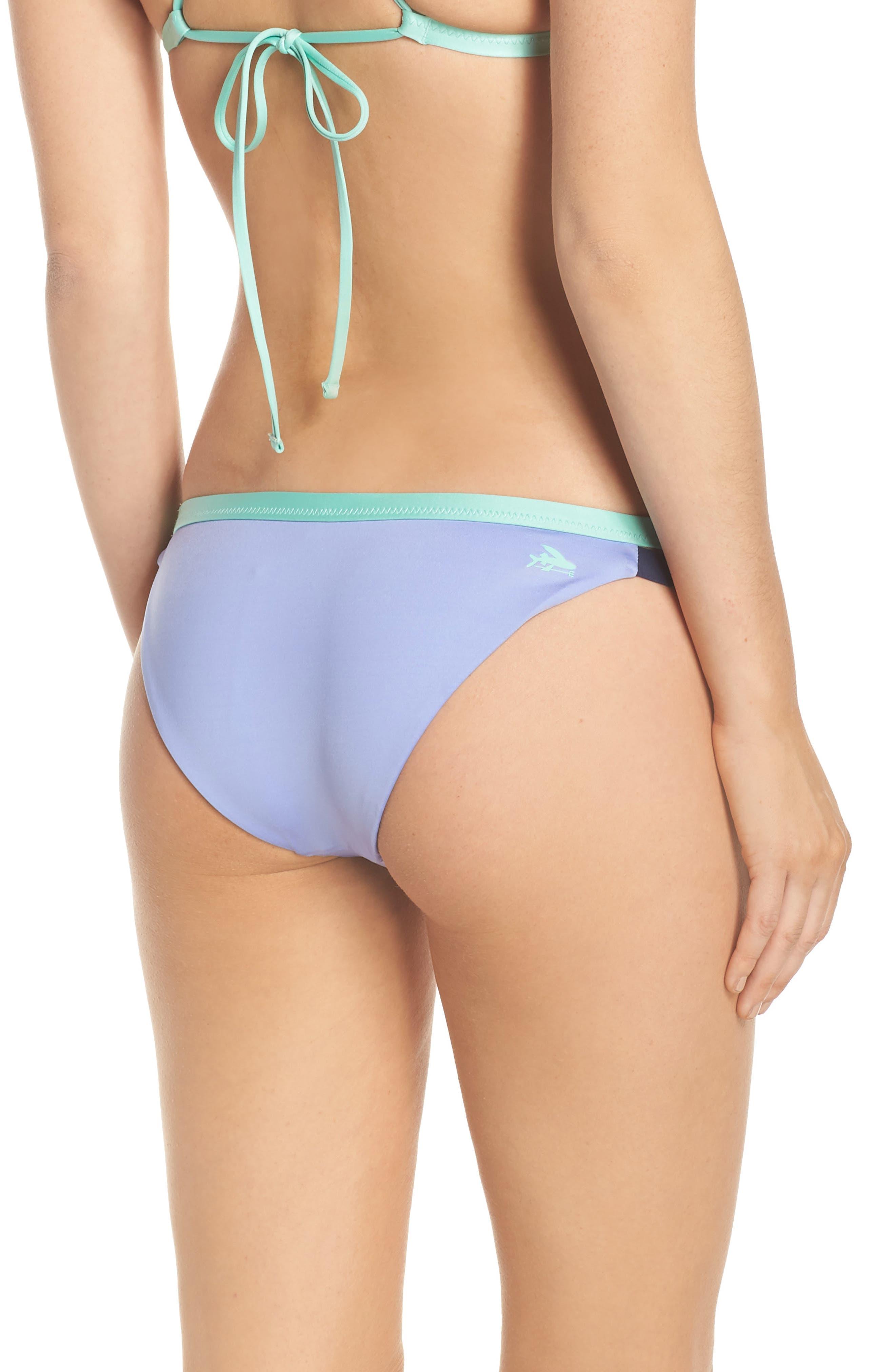 PATAGONIA, Nanogrip Bikini Bottoms, Alternate thumbnail 2, color, LIGHT VIOLET BLUE