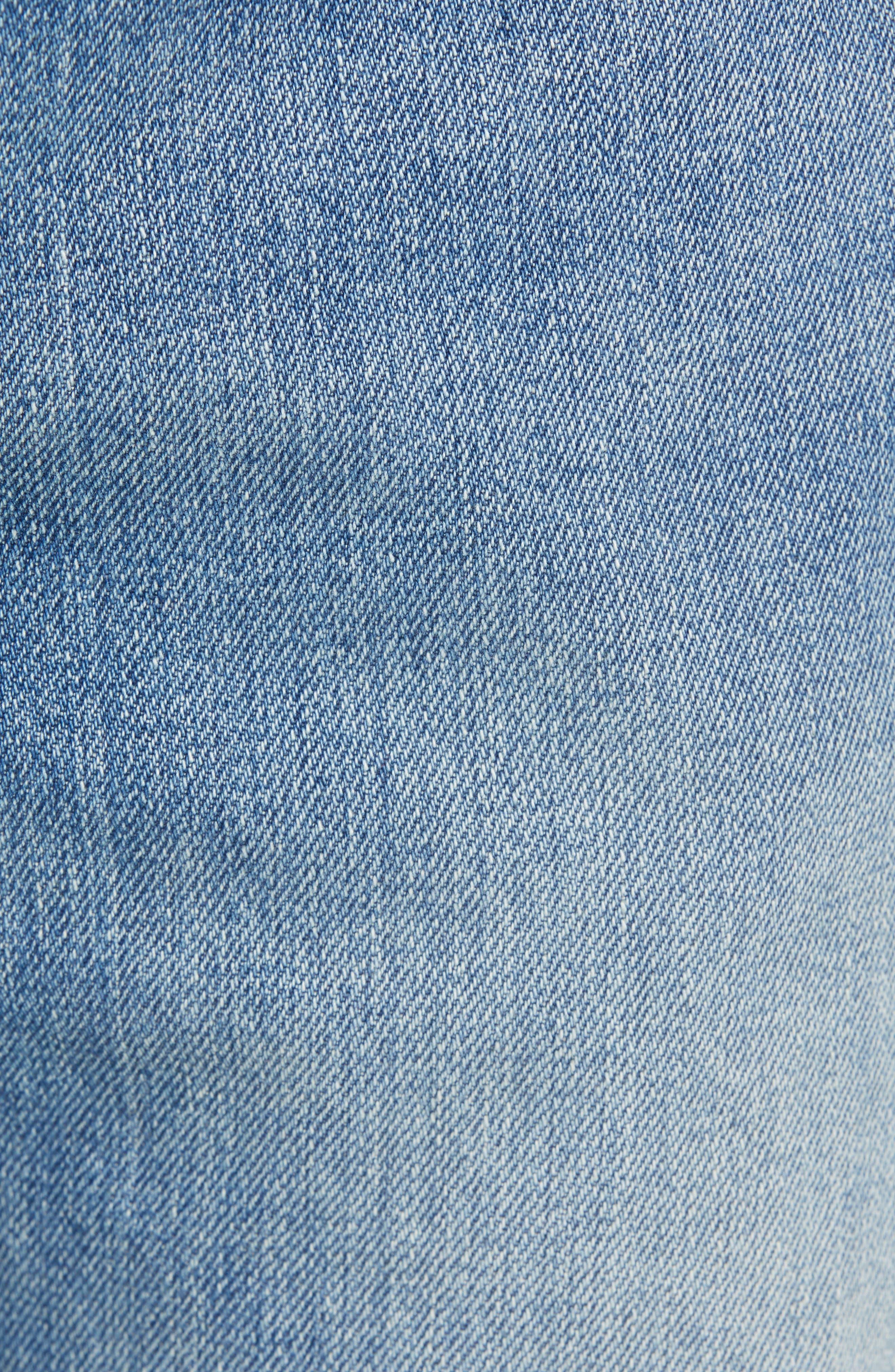 LEVI'S<SUP>®</SUP> VINTAGE CLOTHING, 1969 606<sup>™</sup> Slim Fit Jeans, Alternate thumbnail 5, color, 423