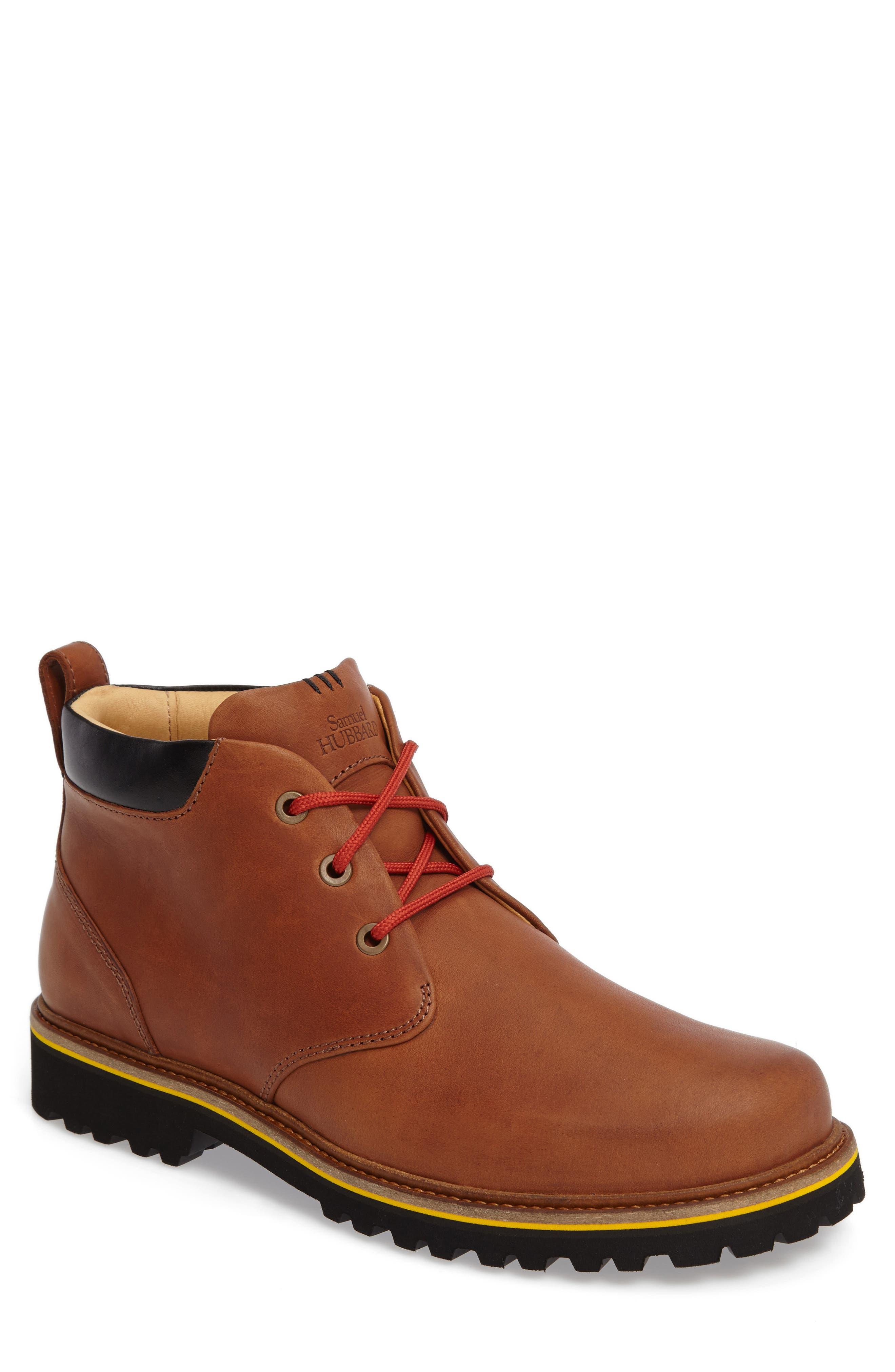 Samuel Hubbard Northcoast Chukka Boot, Brown