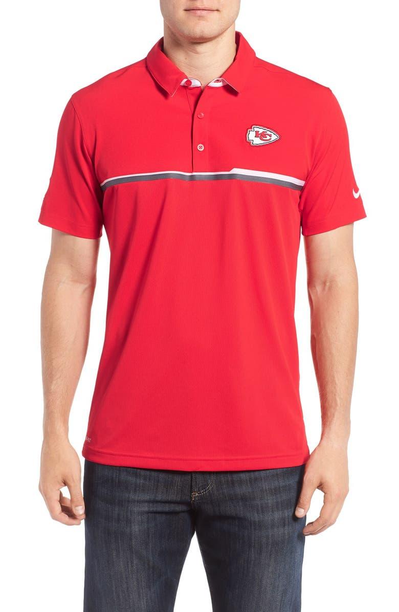 100% authentic be29e 71173 Nike 'Elite - Kansas City Chiefs' Dri-FIT Polo | Nordstrom