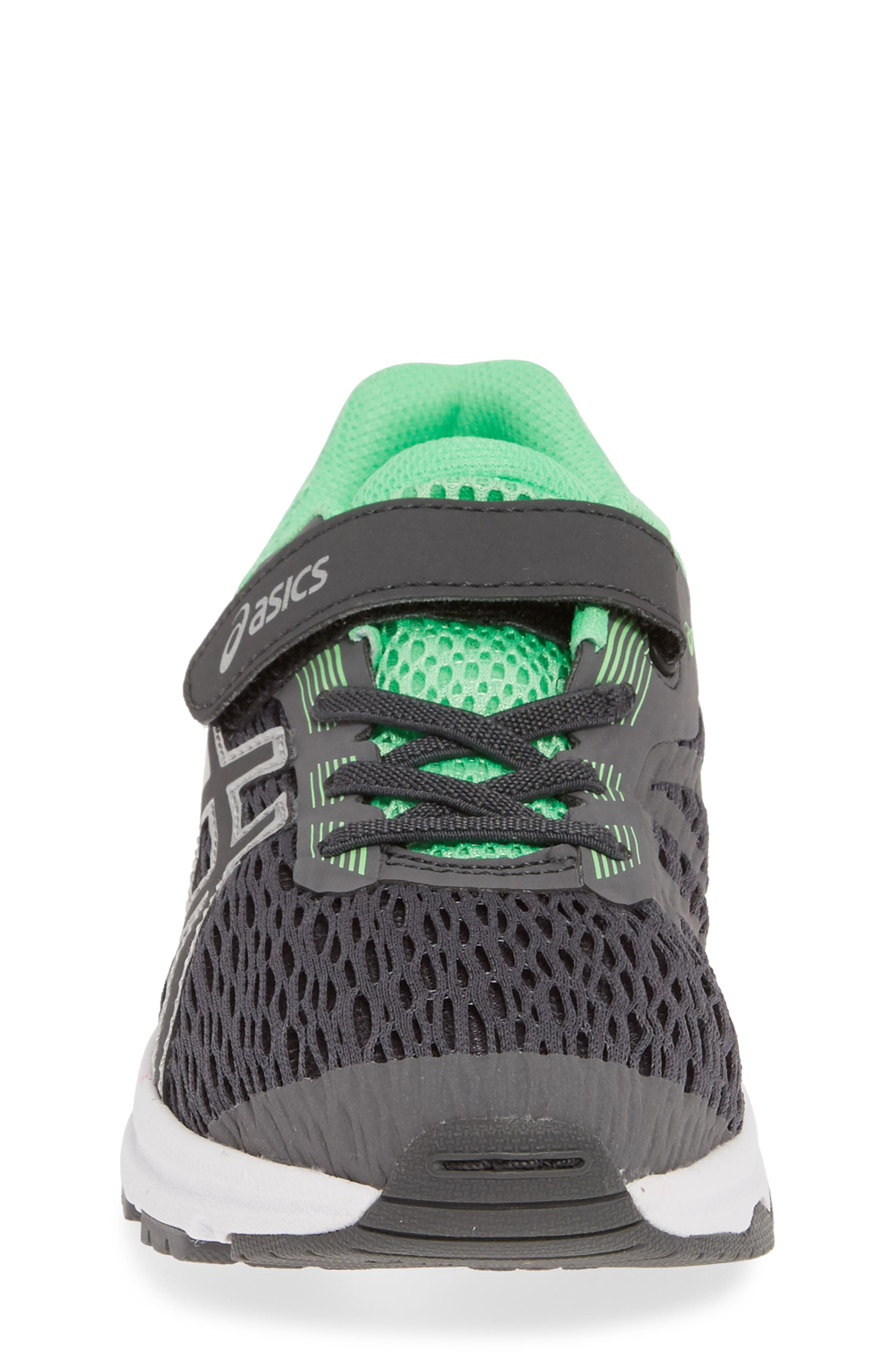 ASICS<SUP>®</SUP>, GT 1000 7 Running Shoe, Alternate thumbnail 4, color, DARK GREY/ DARK GREY