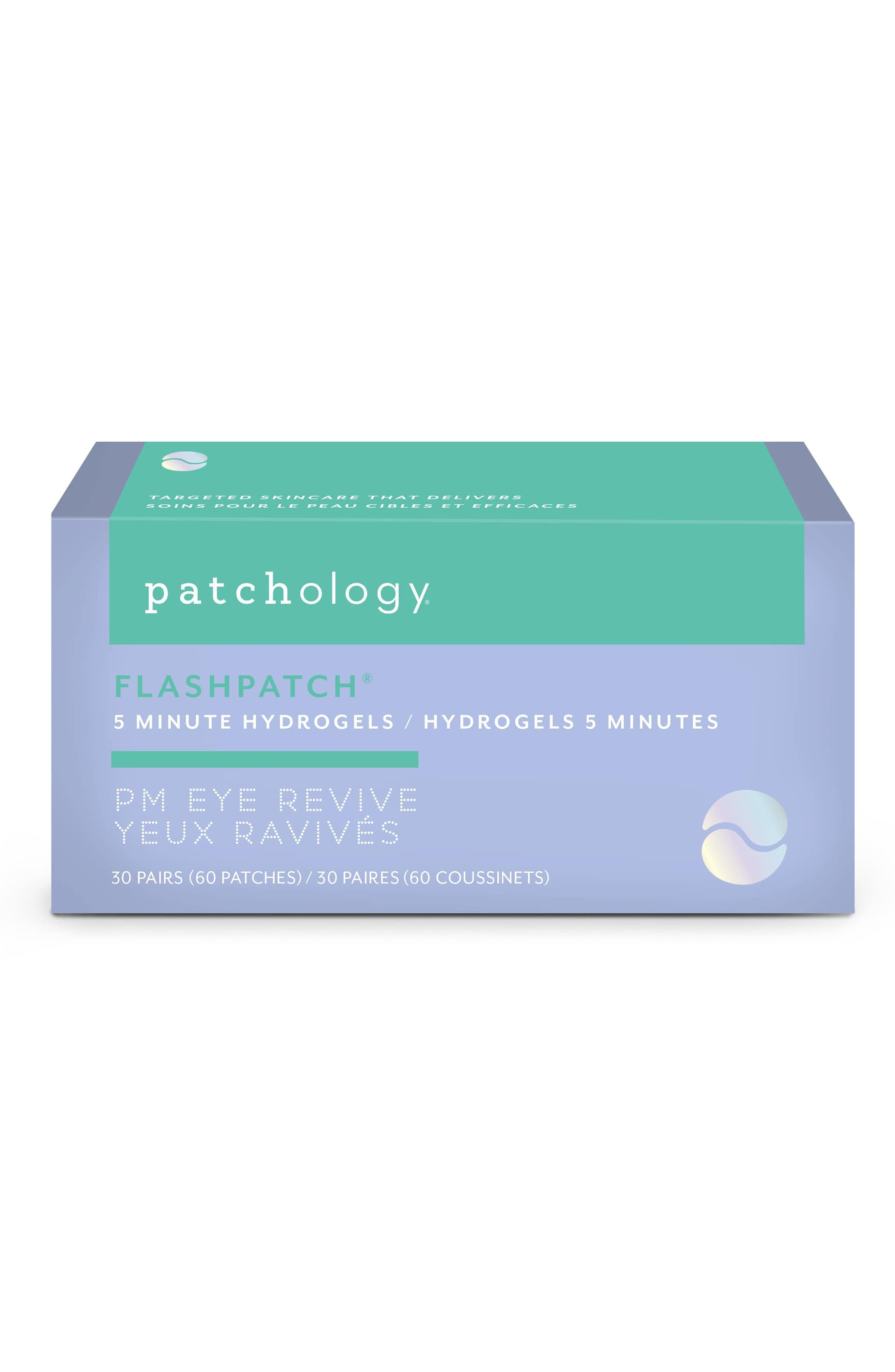 PATCHOLOGY, FlashPatch<sup>™</sup> Night Restoring Eye Gels, Alternate thumbnail 2, color, NO COLOR