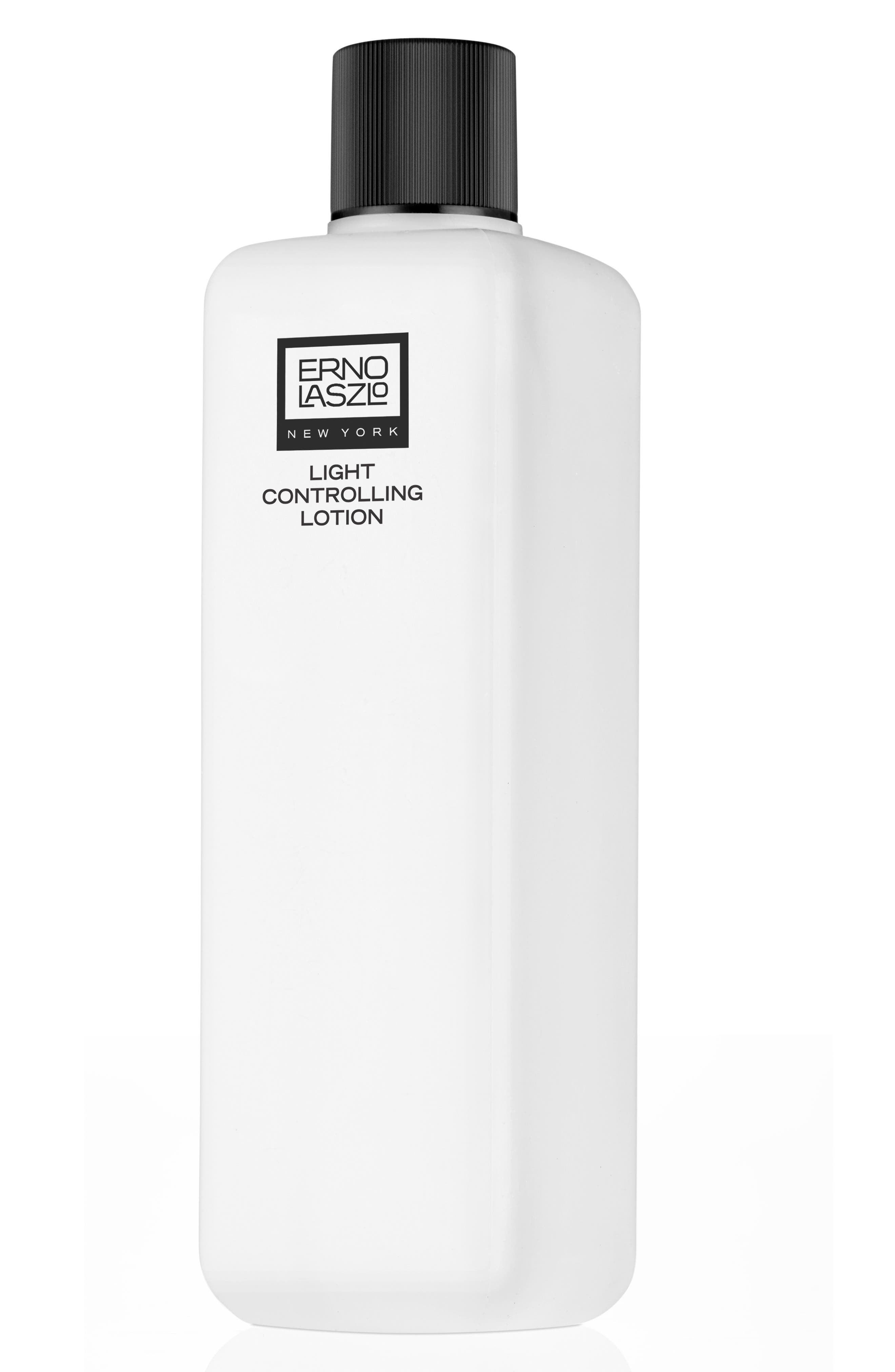 ERNO LASZLO 'Light Controlling' Toner, Main, color, NO COLOR