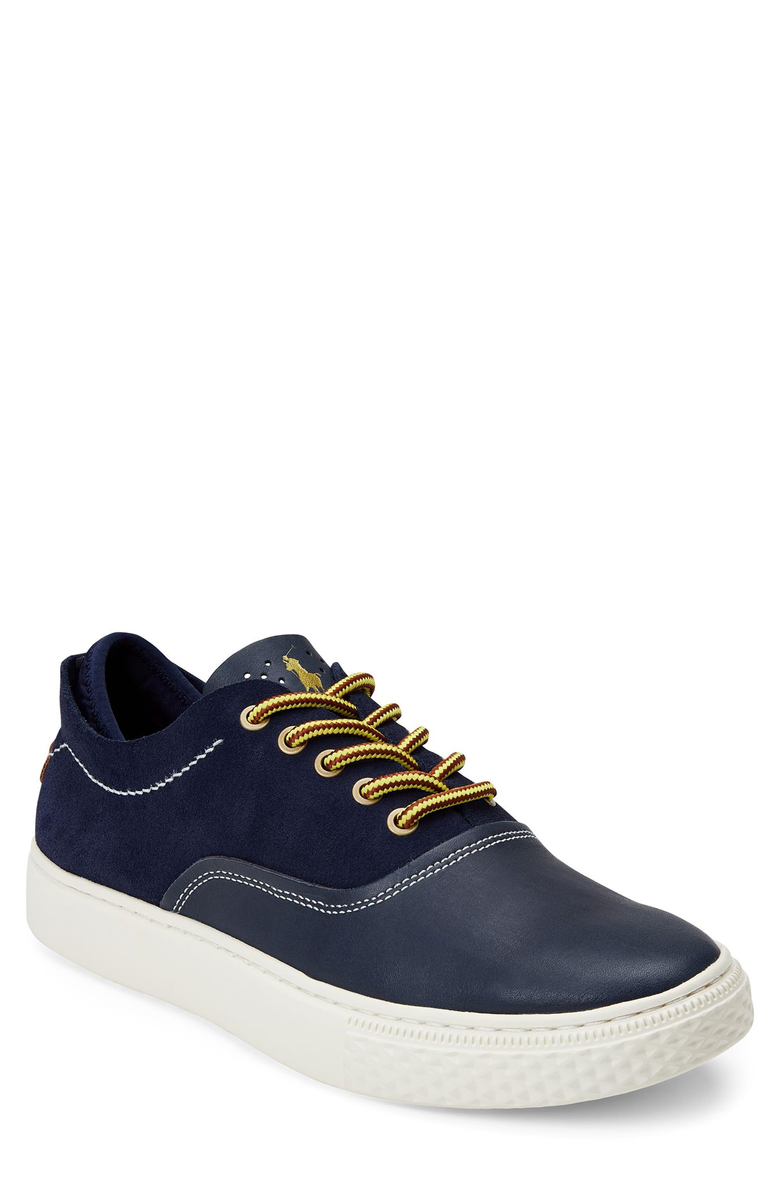 POLO RALPH LAUREN, Thorton 100 Sneaker, Alternate thumbnail 2, color, 410