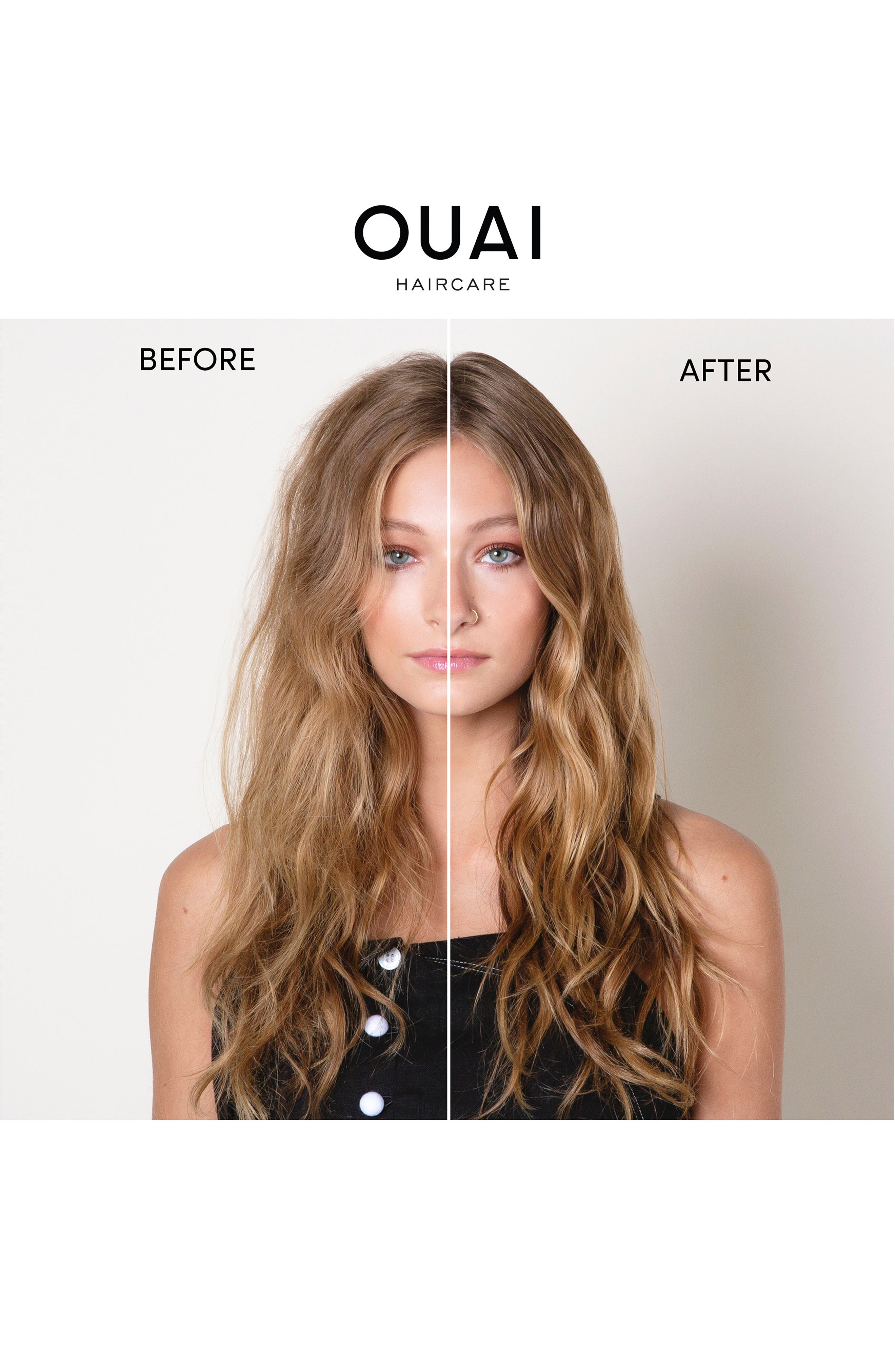 OUAI, Anti-Frizz Smoothing Sheets, Alternate thumbnail 5, color, NO COLOR