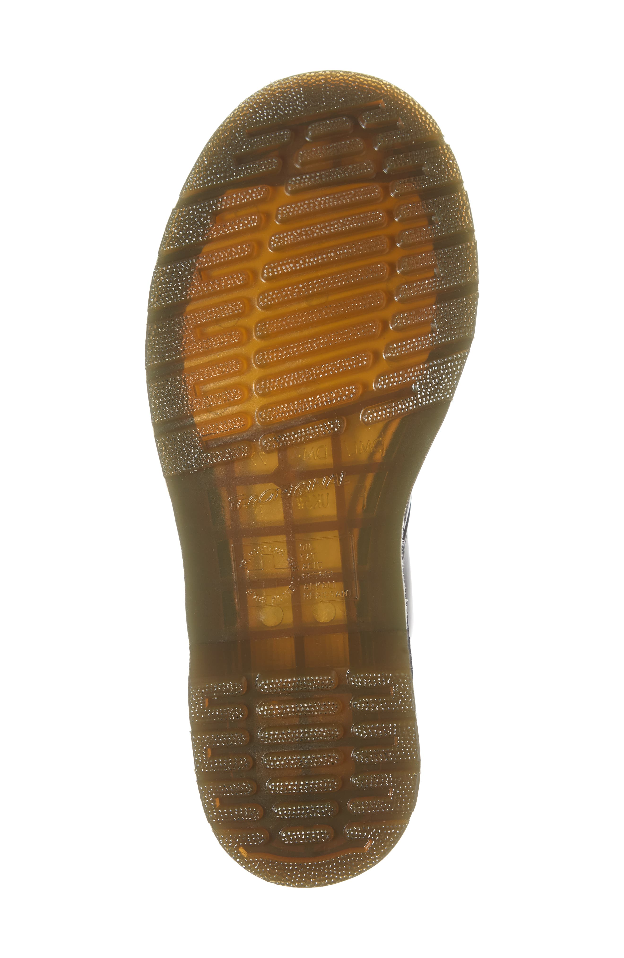 DR. MARTENS, 1460 Chrome Boot, Alternate thumbnail 6, color, 040