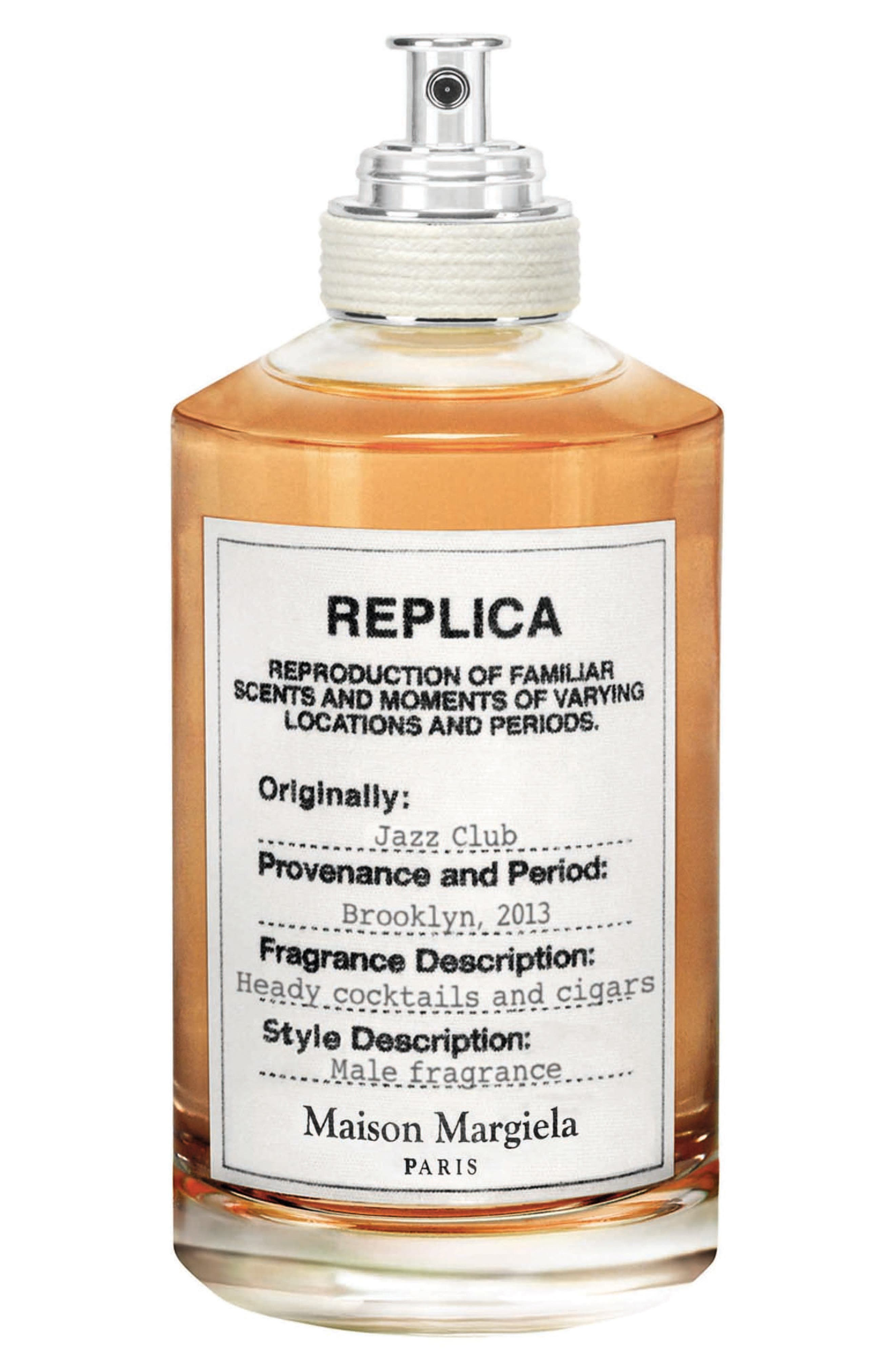 MAISON MARGIELA, Replica Jazz Club Fragrance, Main thumbnail 1, color, NO COLOR