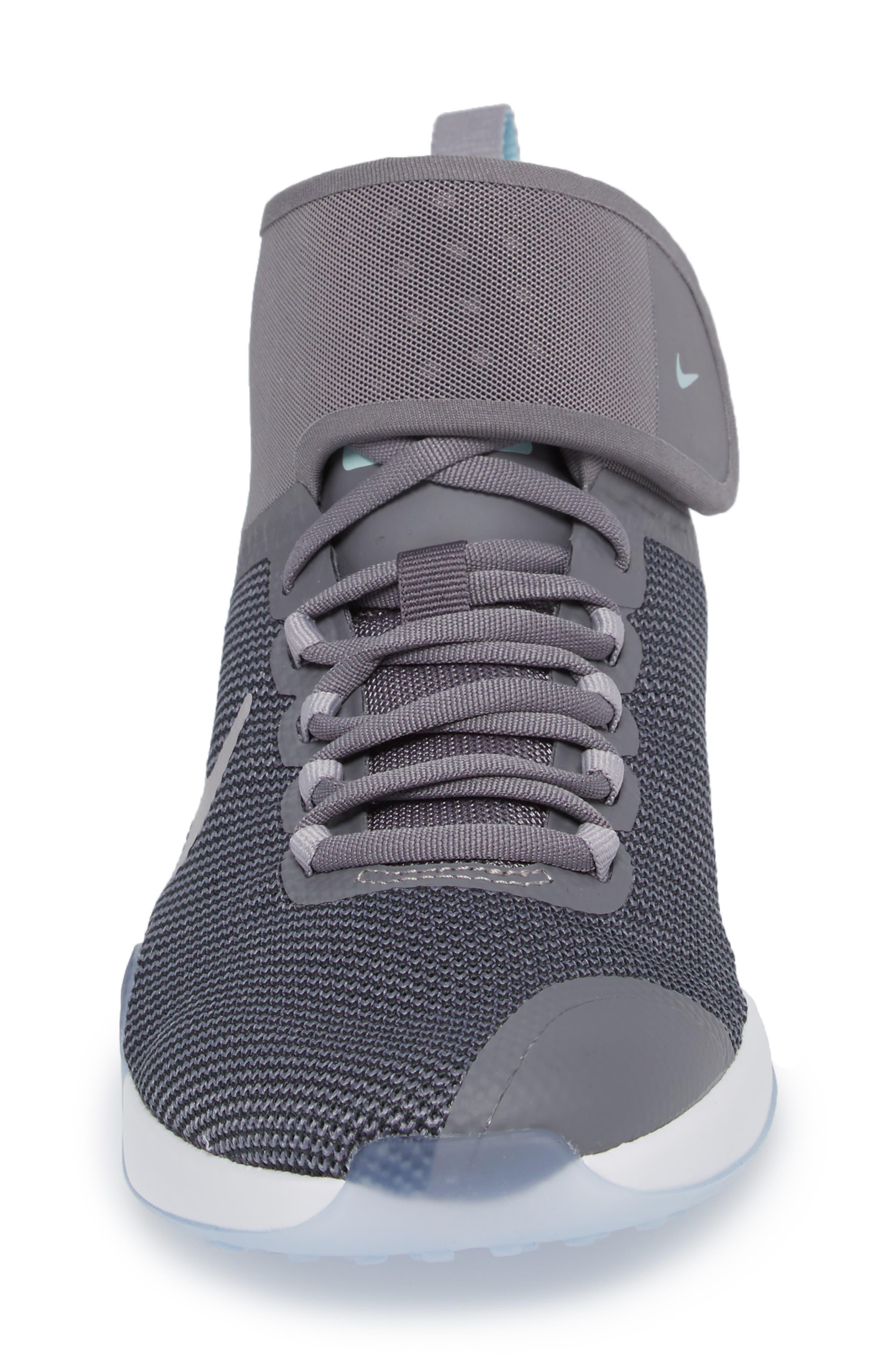 NIKE, NikeLab Air Zoom Strong 2 Training Shoe, Alternate thumbnail 4, color, 025