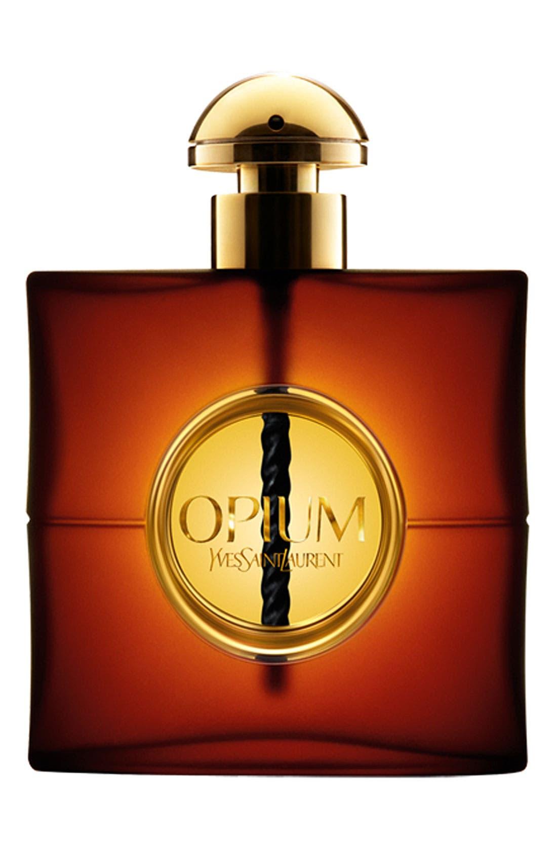 YVES SAINT LAURENT, Opium Eau de Parfum Spray, Main thumbnail 1, color, NO COLOR