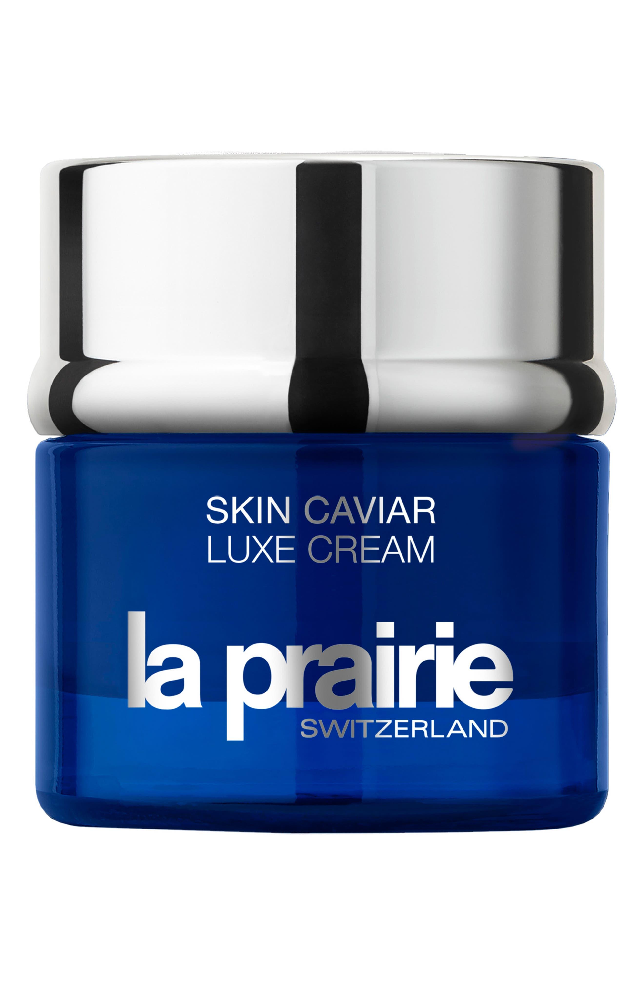 LA PRAIRIE Skin Caviar Luxe Cream, Main, color, NO COLOR
