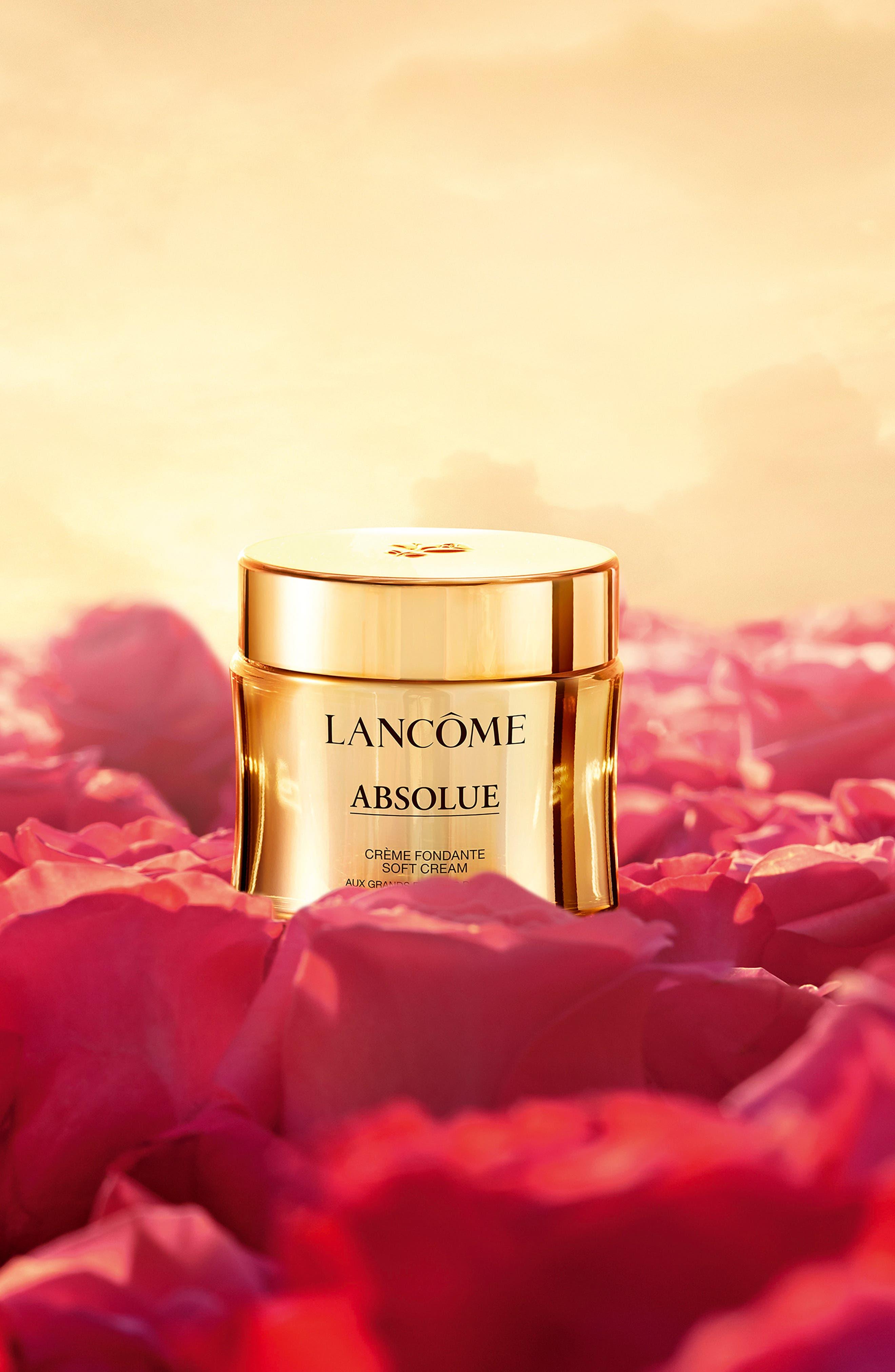 LANCÔME, Absolue Revitalizing & Brightening Soft Cream, Alternate thumbnail 8, color, NO COLOR