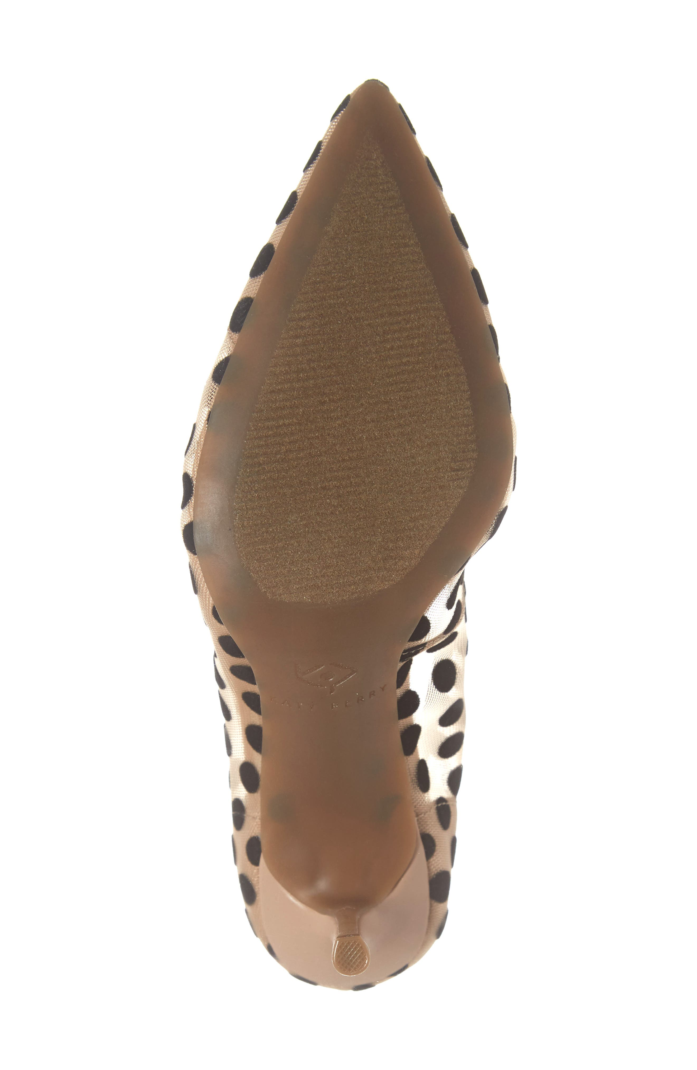 KATY PERRY, Pointy Toe Pump, Alternate thumbnail 6, color, 270