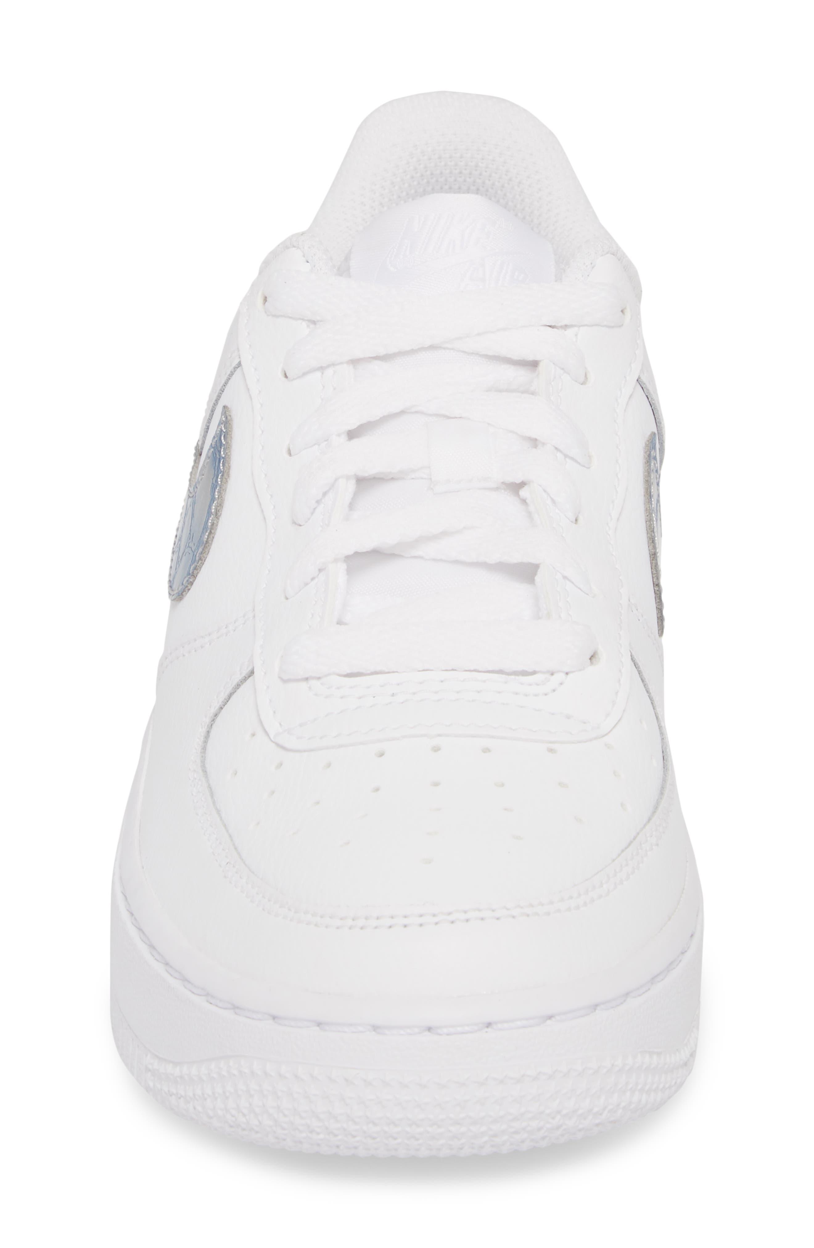 NIKE, Air Force 1 '06 Sneaker, Alternate thumbnail 4, color, 131