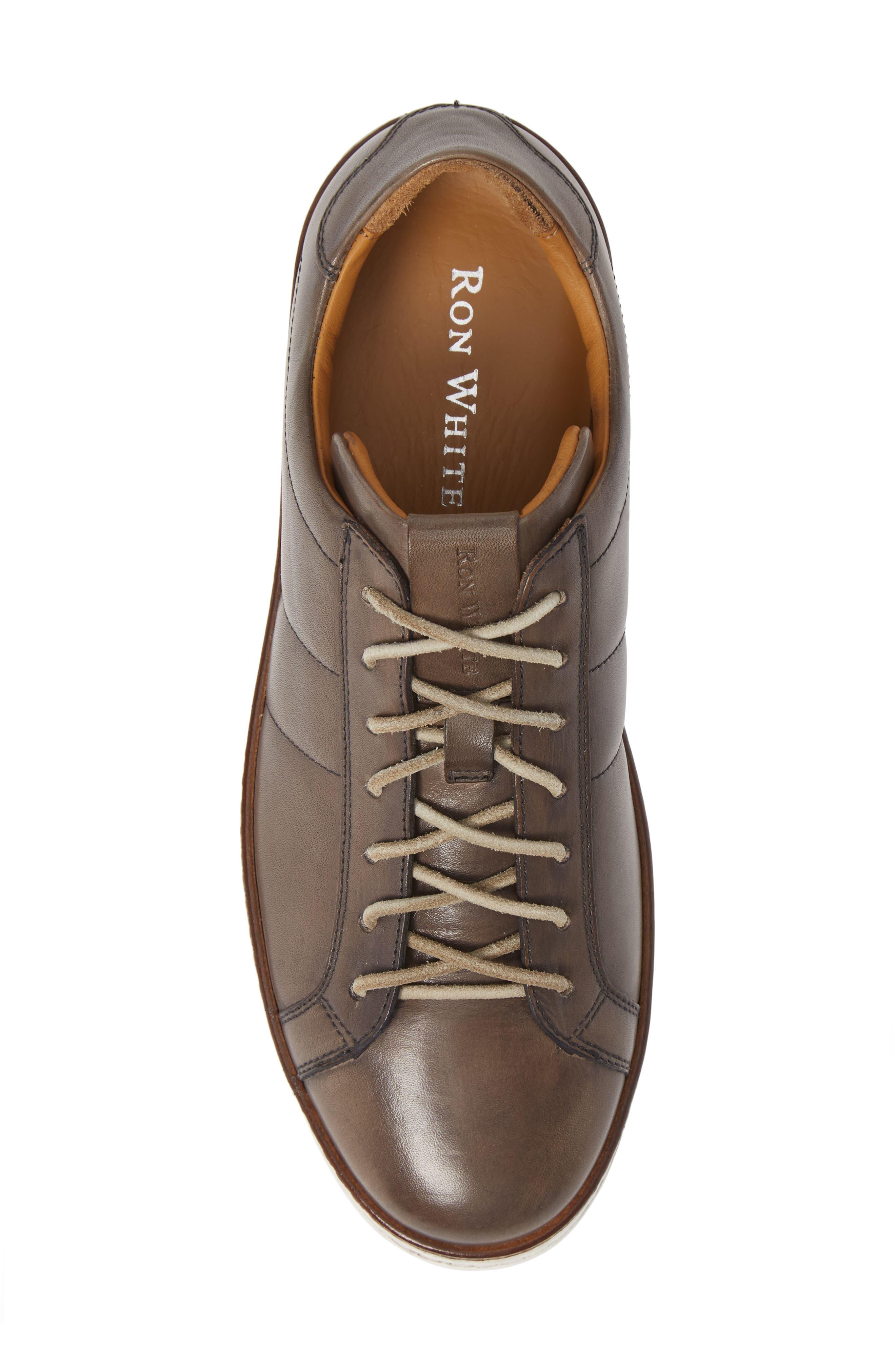 RON WHITE, Dolan Sneaker, Alternate thumbnail 5, color, 200
