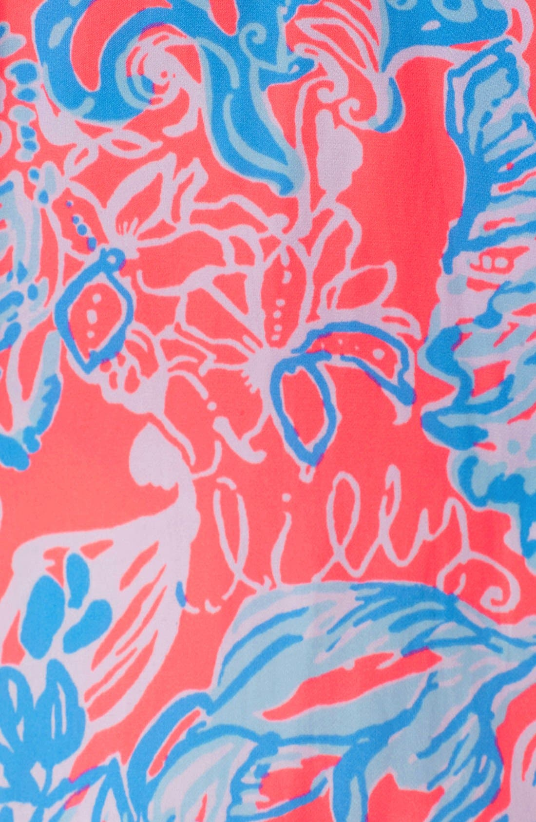 LILLY PULITZER<SUP>®</SUP>, 'Selina' Two-Piece Dress, Alternate thumbnail 3, color, 677
