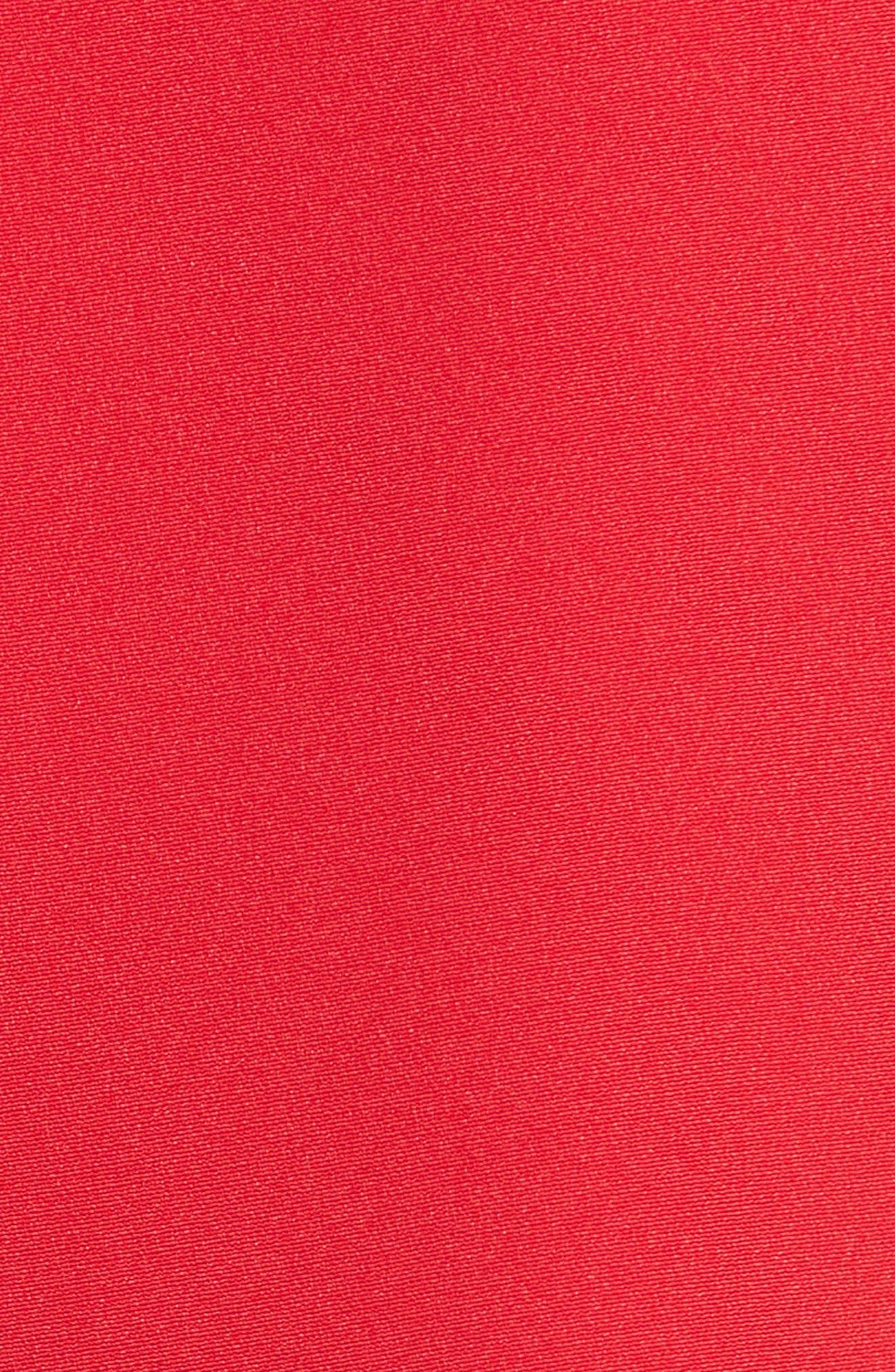 BRANDON MAXWELL, Silk Satin Crop Tank, Alternate thumbnail 5, color, 600
