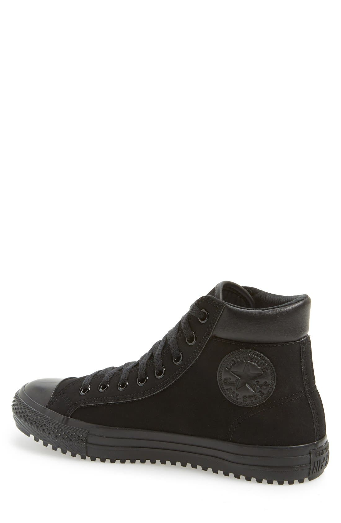CONVERSE, Chuck Taylor<sup>®</sup> All Star<sup>®</sup> Sneaker, Alternate thumbnail 6, color, 001
