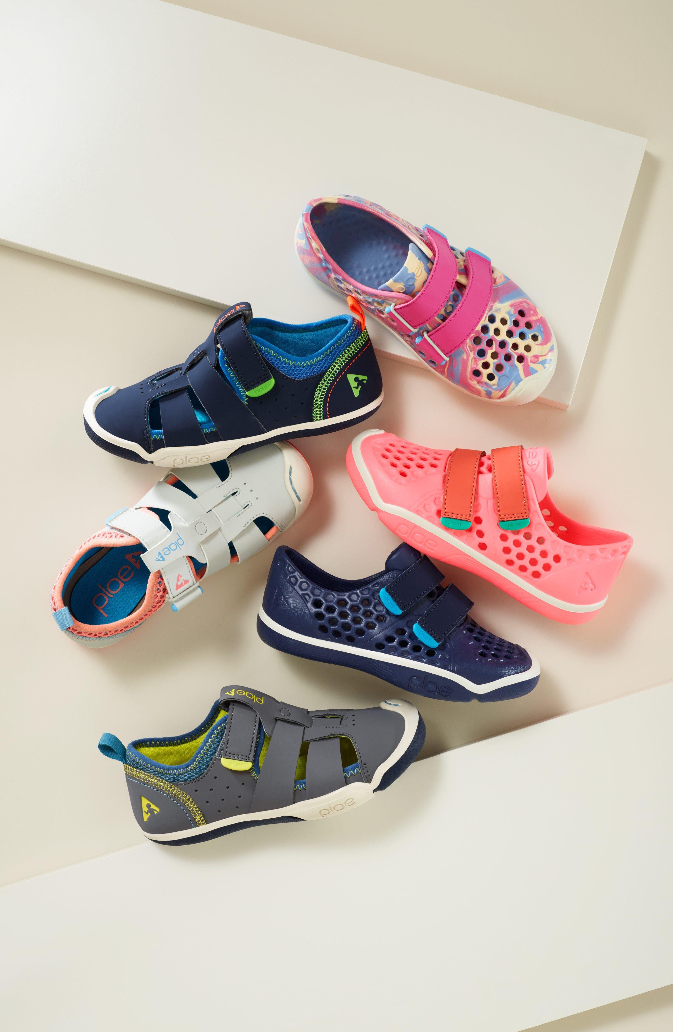 PLAE, Mimo Sneaker, Alternate thumbnail 9, color, SLATE