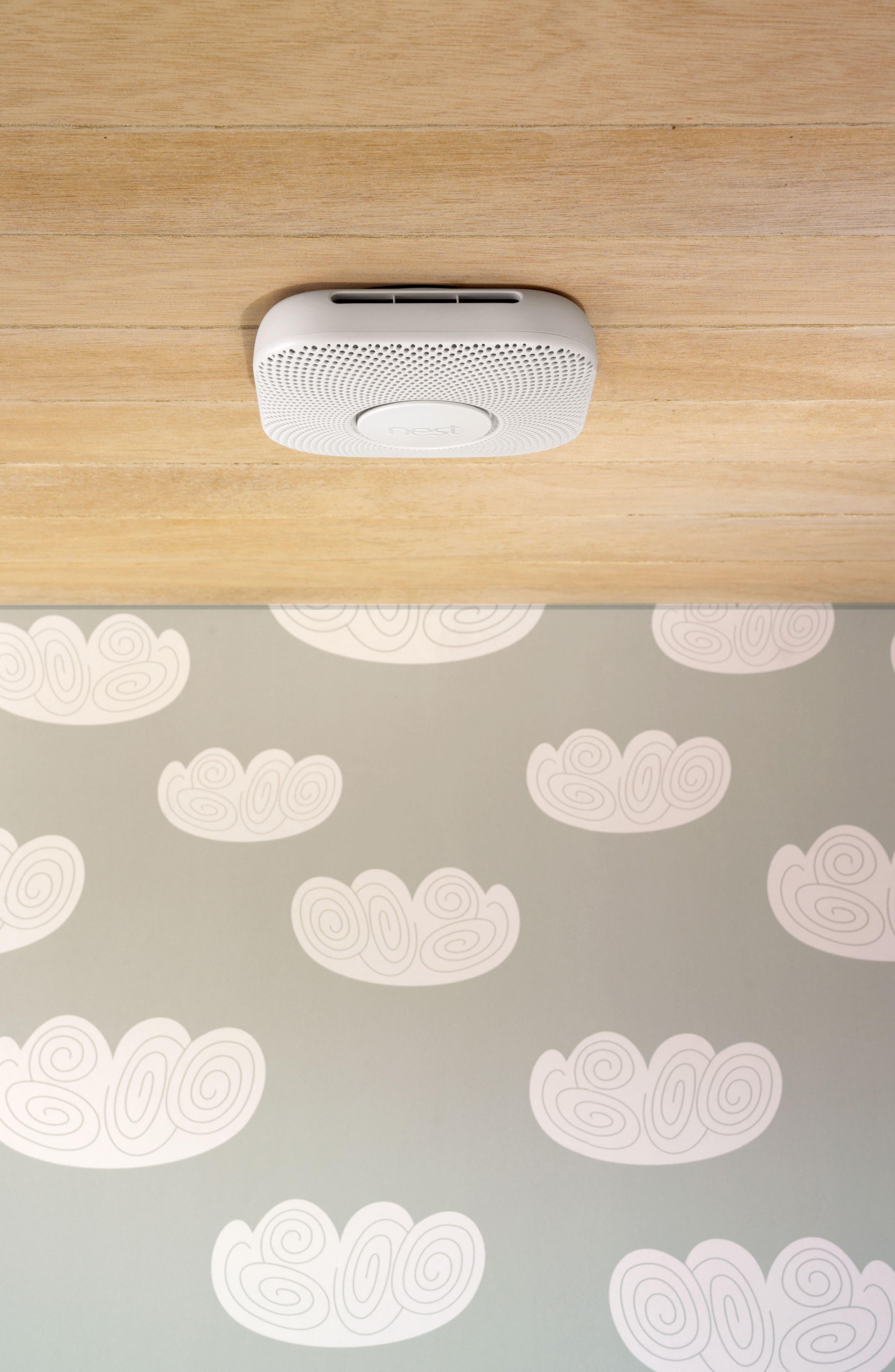 NEST, Protect Smoke & Carbon Monoxide Alarm, Alternate thumbnail 7, color, 100
