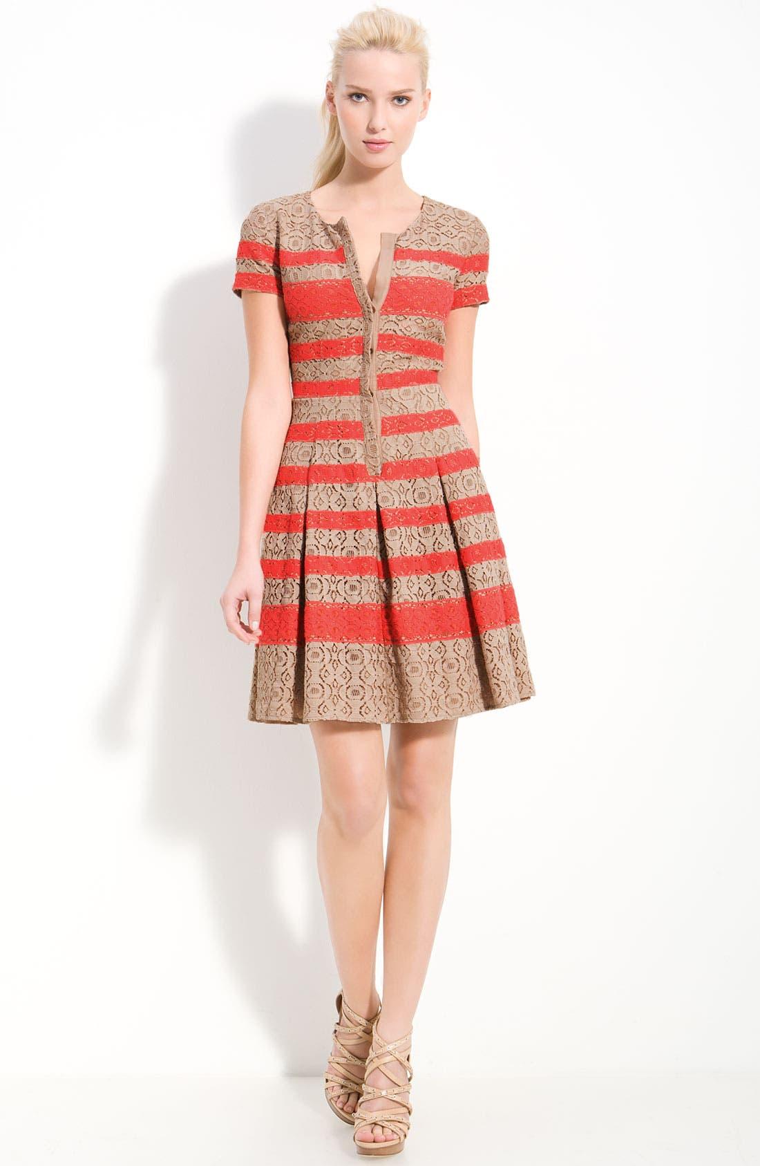 BCBGMAXAZRIA 'Dasen' Shirtdress, Main, color, 260