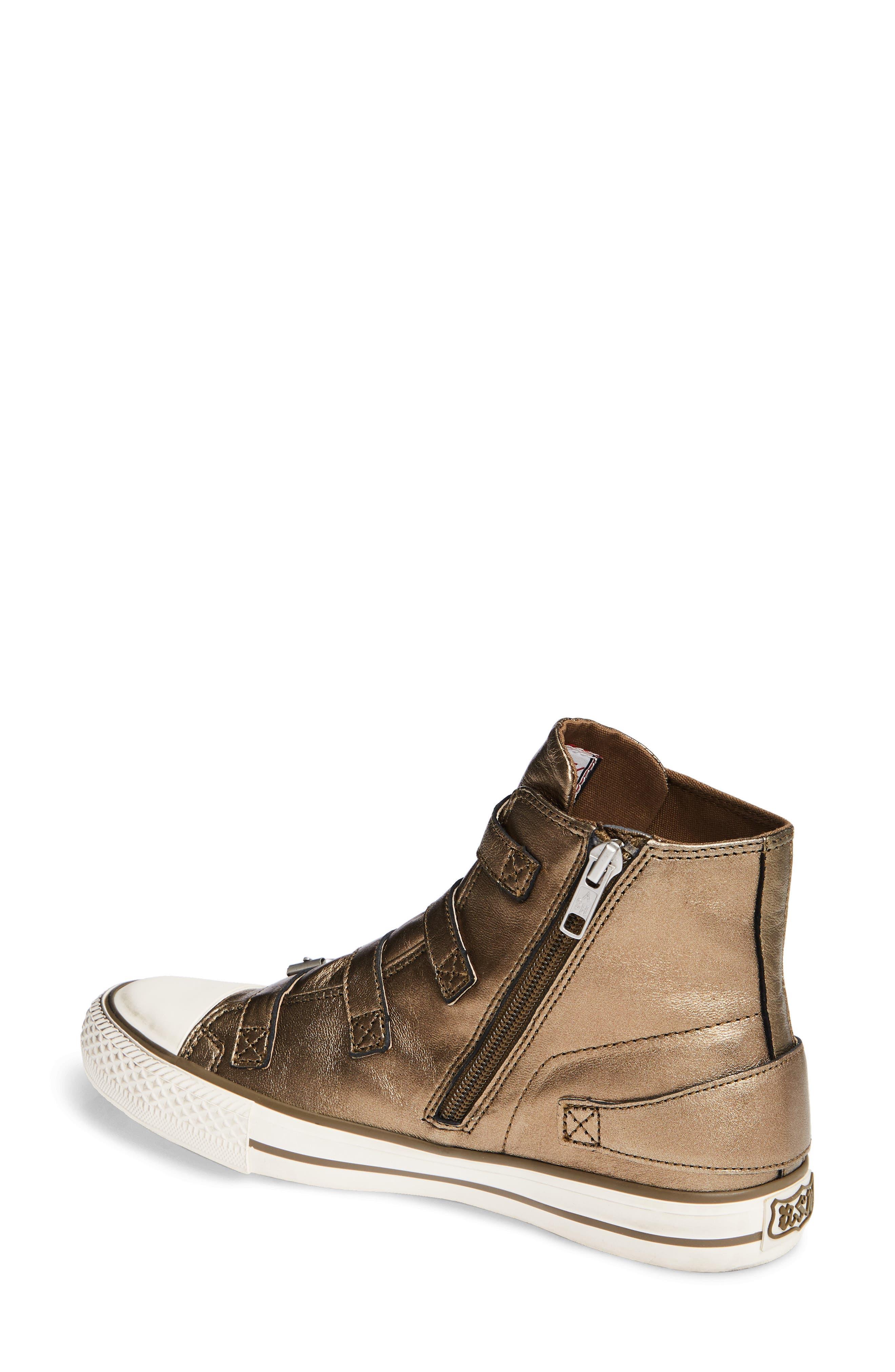 ASH, Virgin Sneaker, Alternate thumbnail 2, color, MOON BRONZE