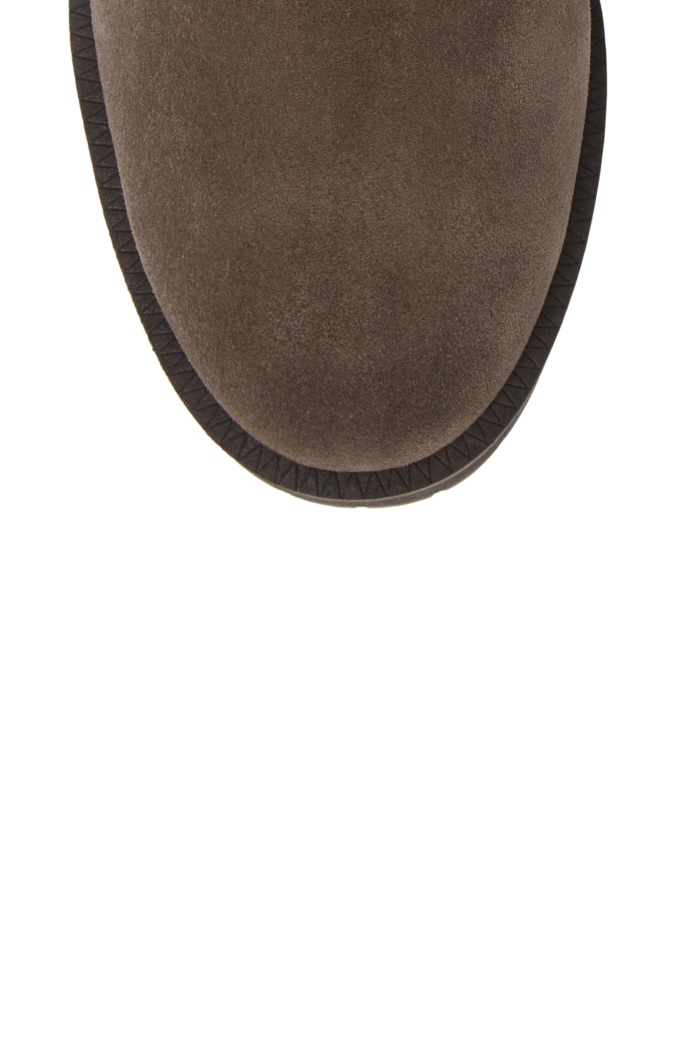VIONIC, Mica Boot, Alternate thumbnail 5, color, GREIGE SUEDE