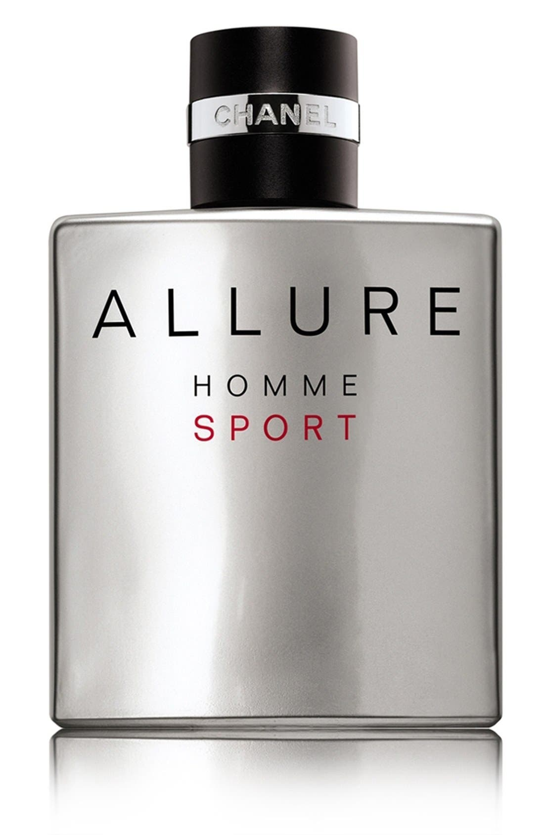 CHANEL, ALLURE HOMME SPORT Eau de Toilette Spray, Main thumbnail 1, color, NO COLOR