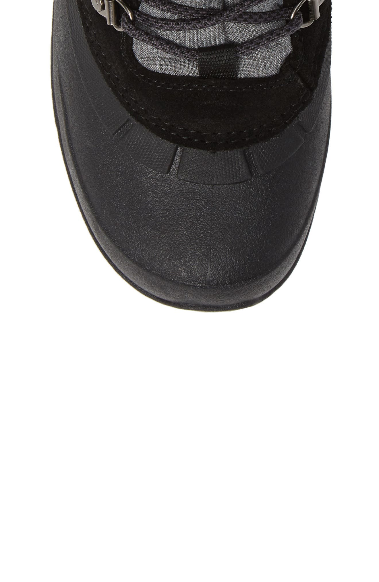 KAMIK, Snovalley1 Waterproof Thinsulate<sup>®</sup> Insulated Snow Boot, Alternate thumbnail 5, color, 001