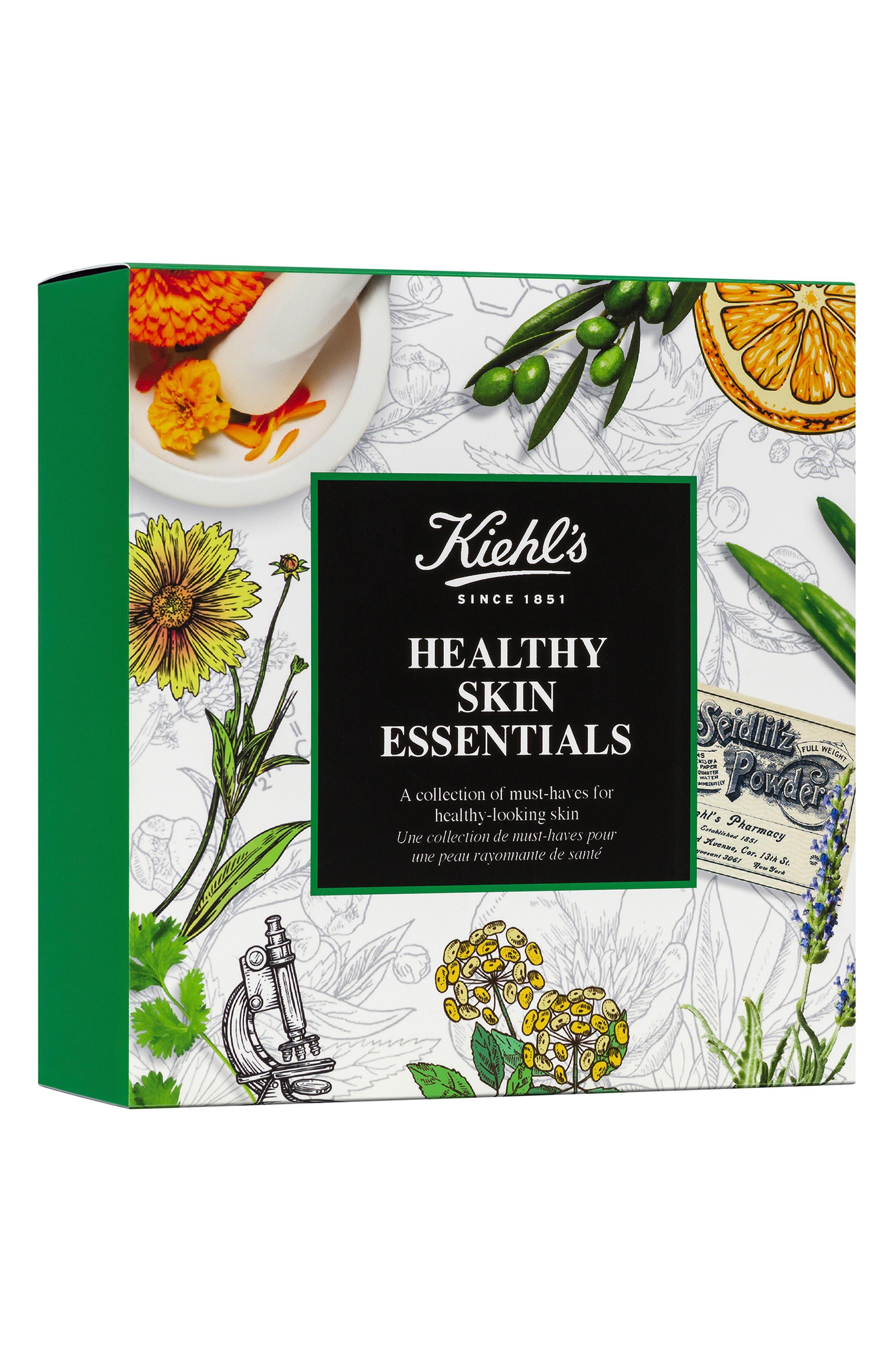 KIEHL'S SINCE 1851, Healthy Skin Essentials Set, Alternate thumbnail 2, color, NO COLOR