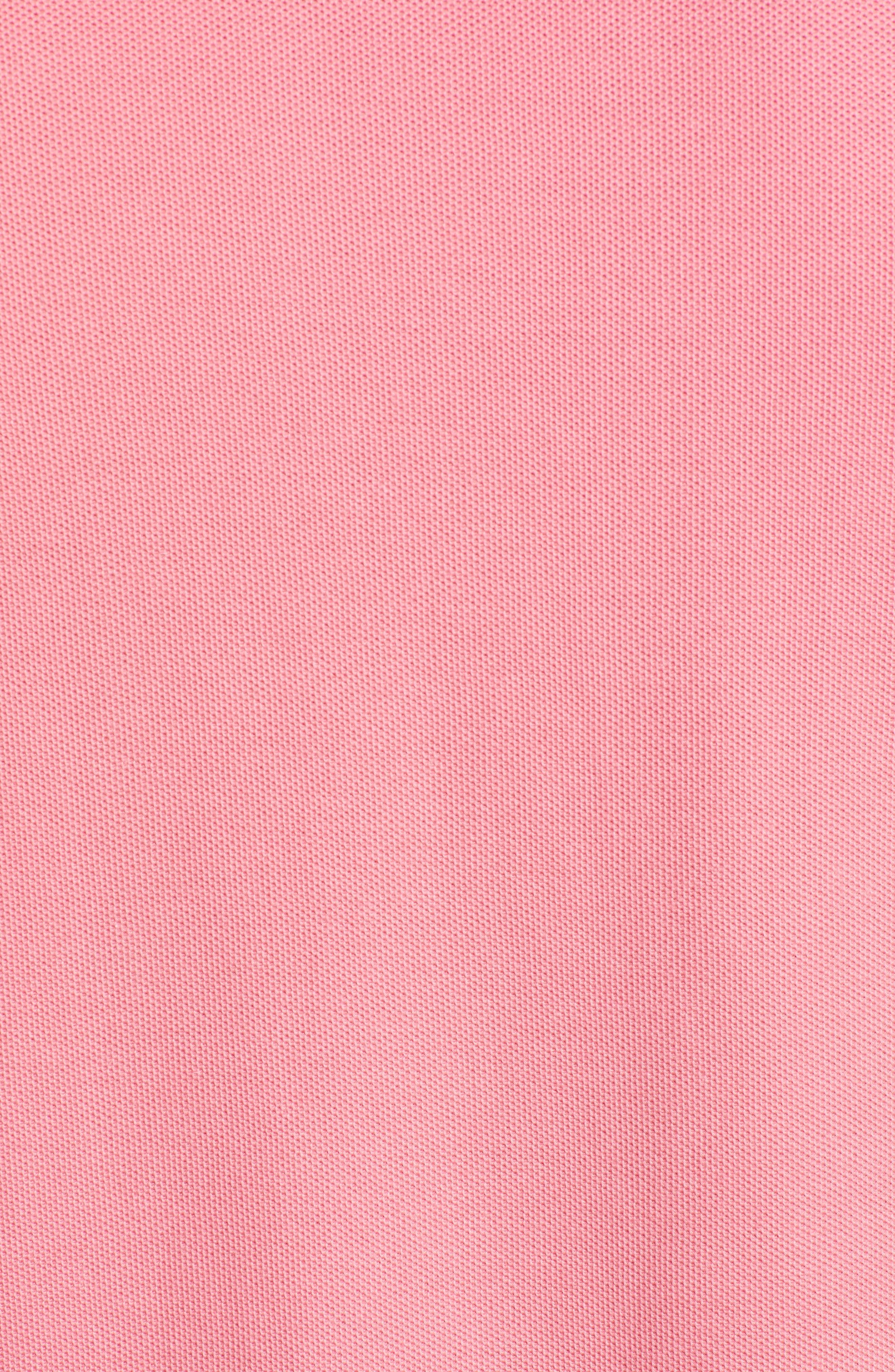 PSYCHO BUNNY, Classic Polo Shirt, Alternate thumbnail 5, color, 498