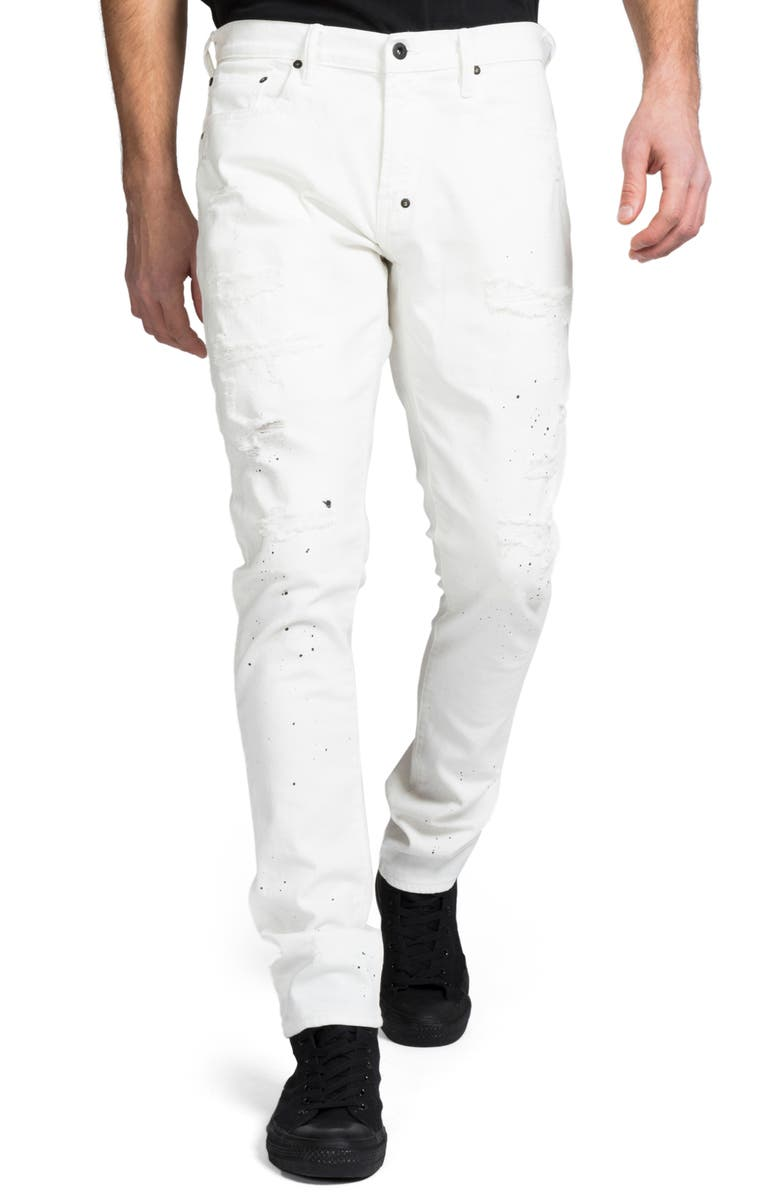 Prps Denims Windsor Skinny Fit Jeans